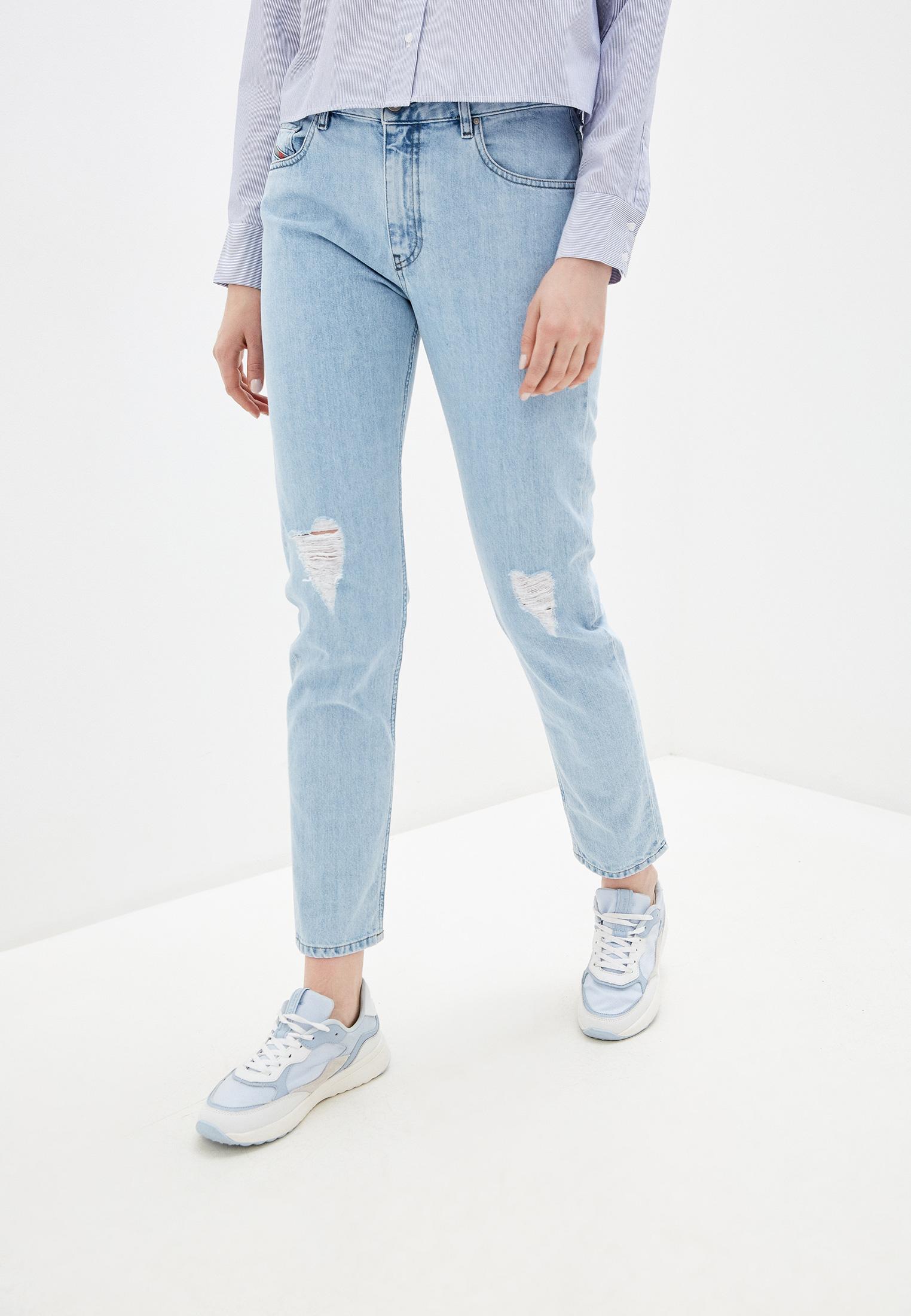 Зауженные джинсы Diesel (Дизель) 00SAUJ