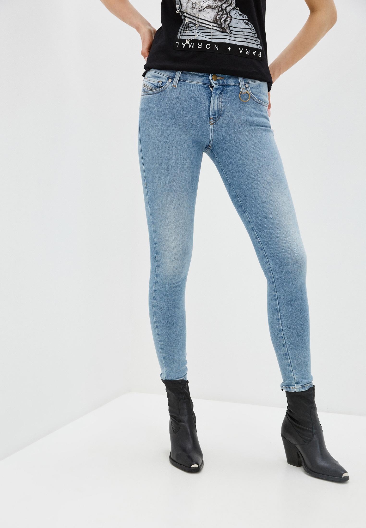 Зауженные джинсы Diesel (Дизель) 00SXJM