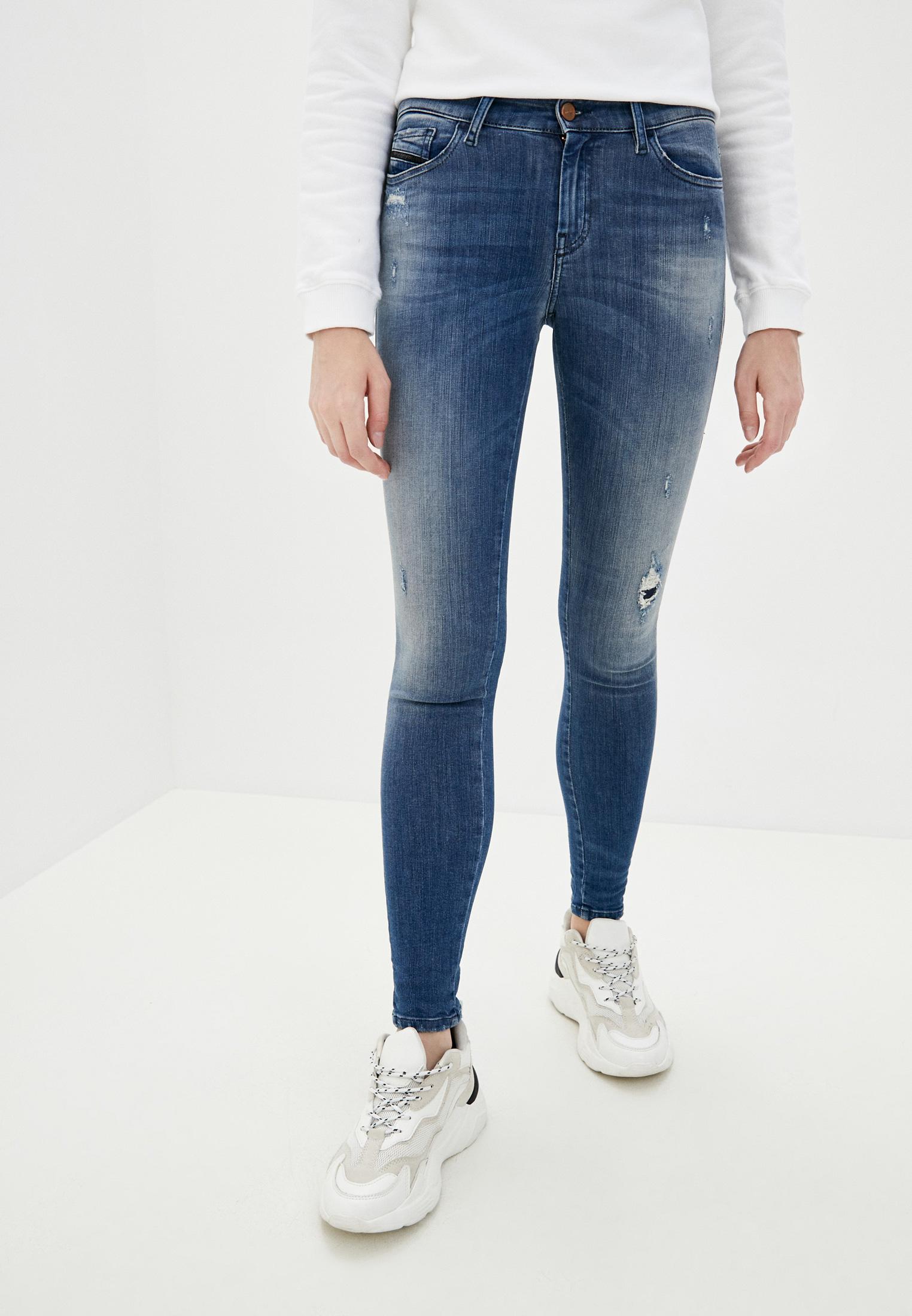 Зауженные джинсы Diesel (Дизель) 00SXJN084MU