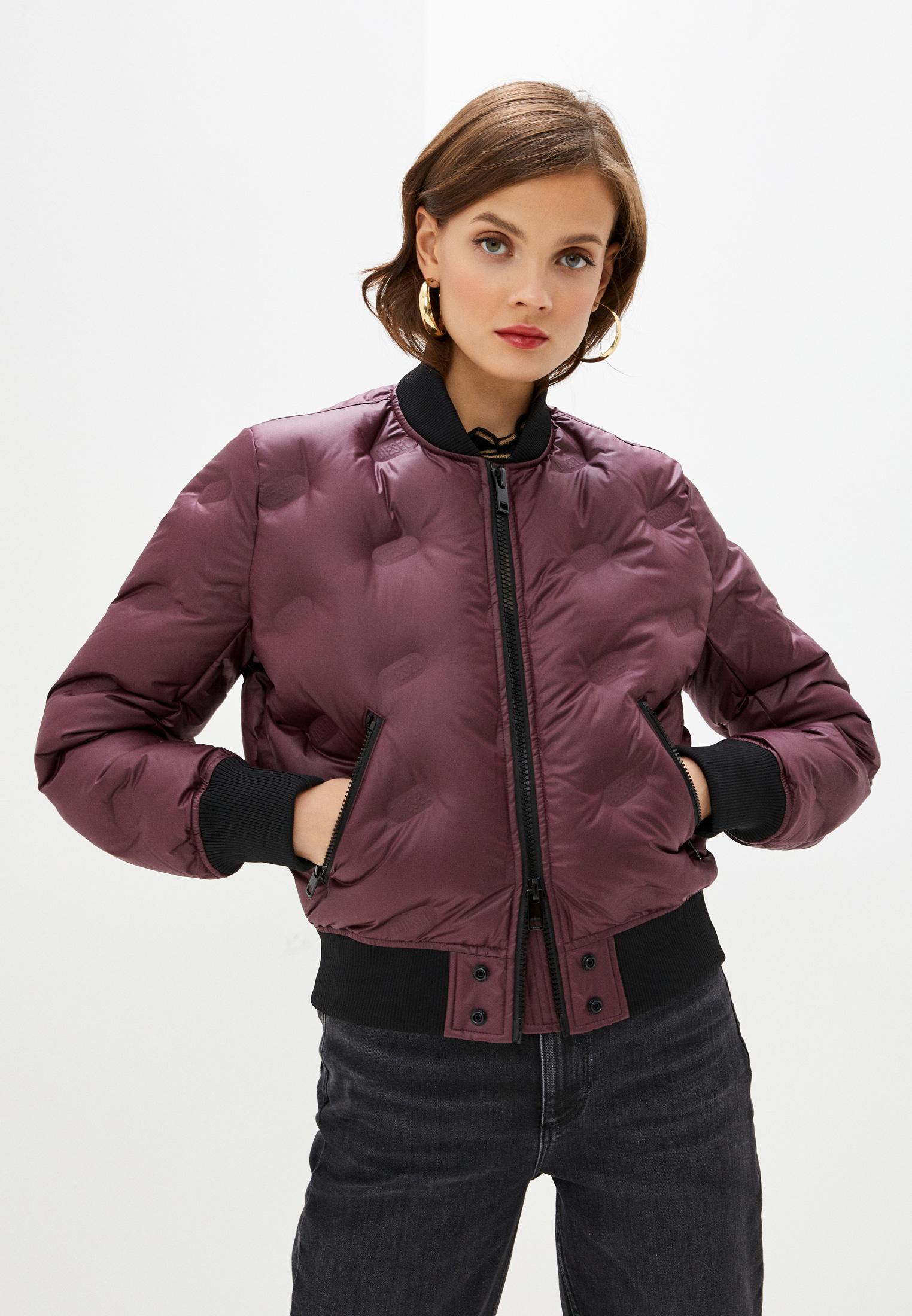 Утепленная куртка Diesel (Дизель) A005420LAZX