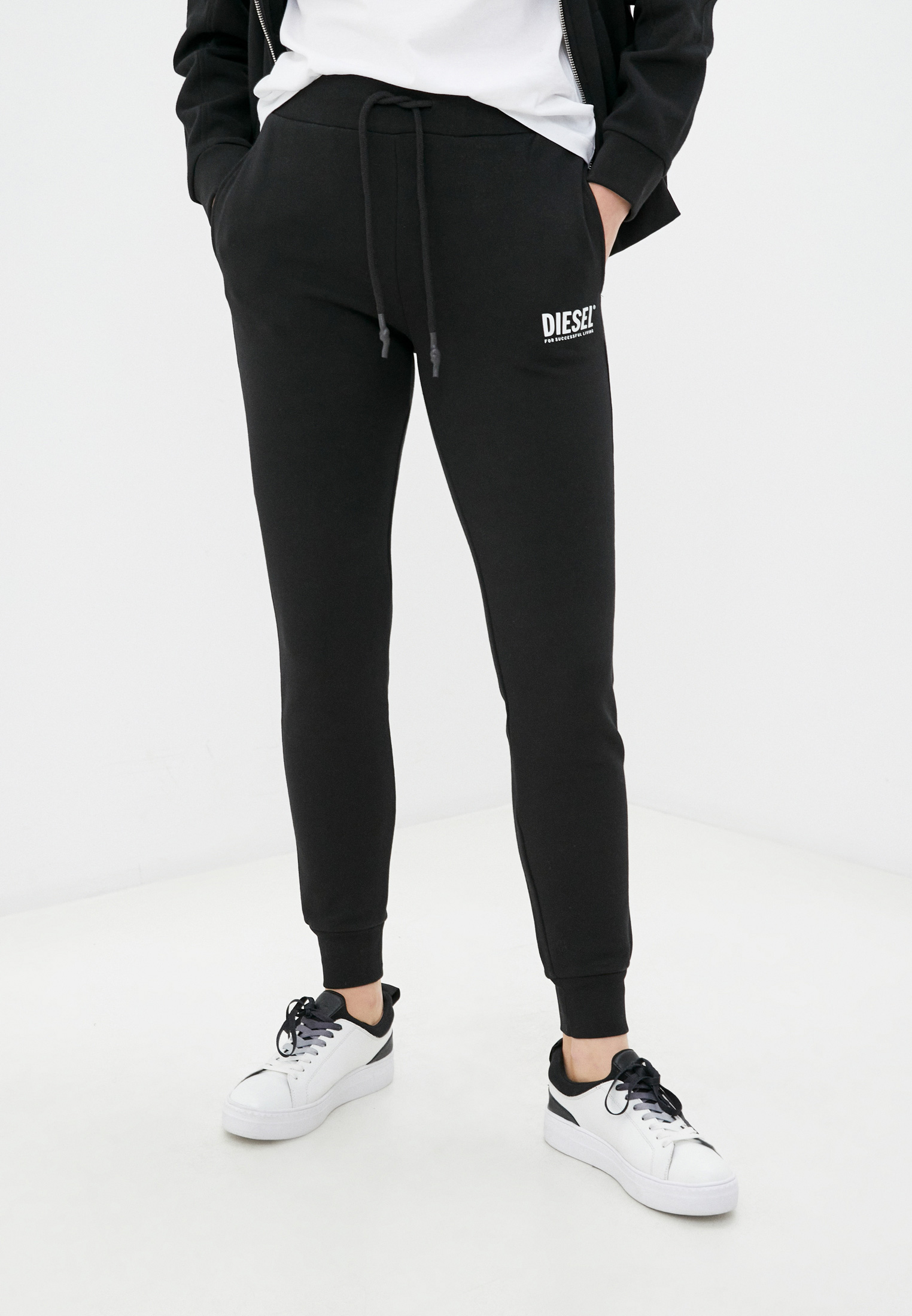 Женские спортивные брюки Diesel (Дизель) 00S2JG0PAZF