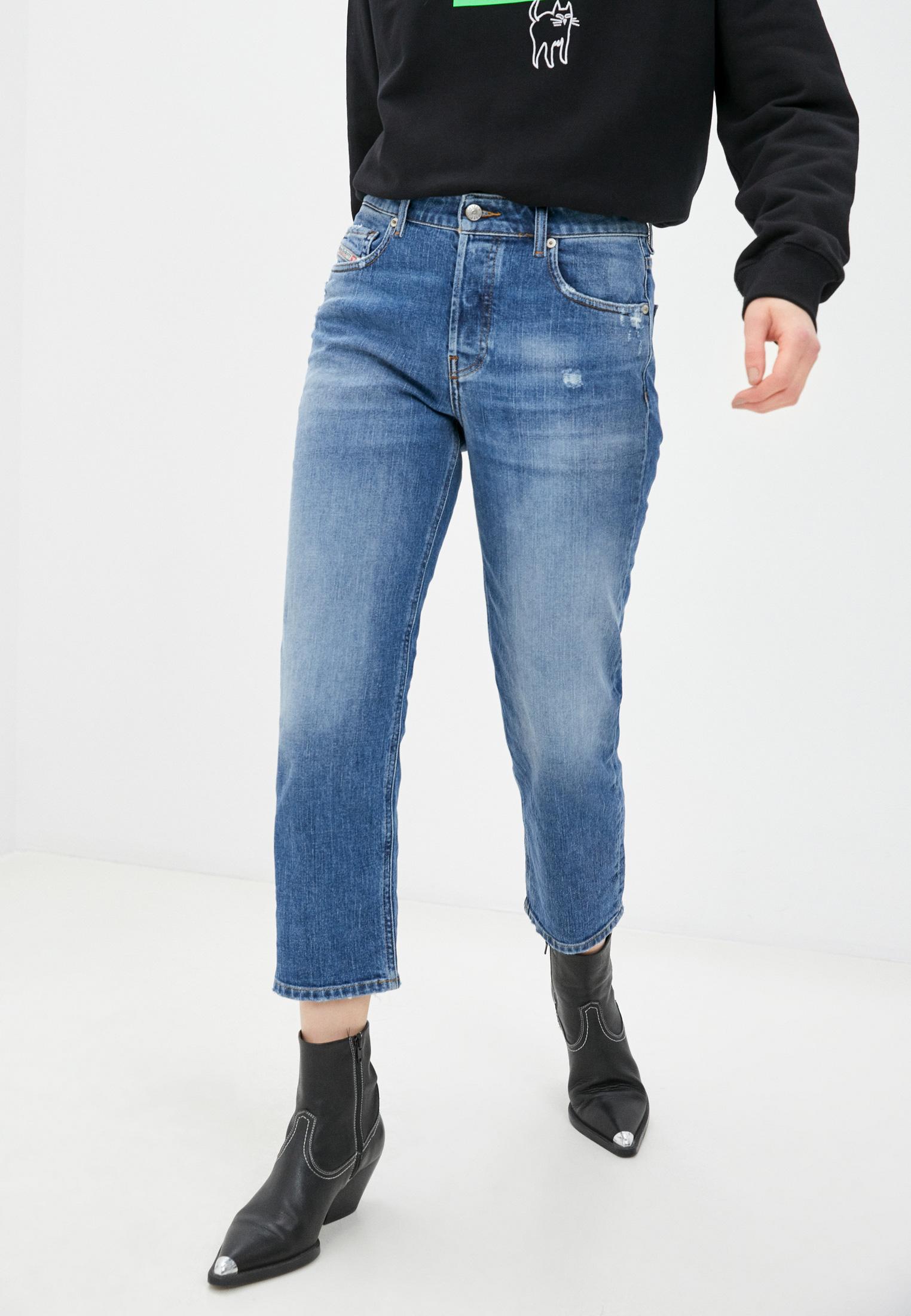 Прямые джинсы Diesel (Дизель) 00SAQU009CZ