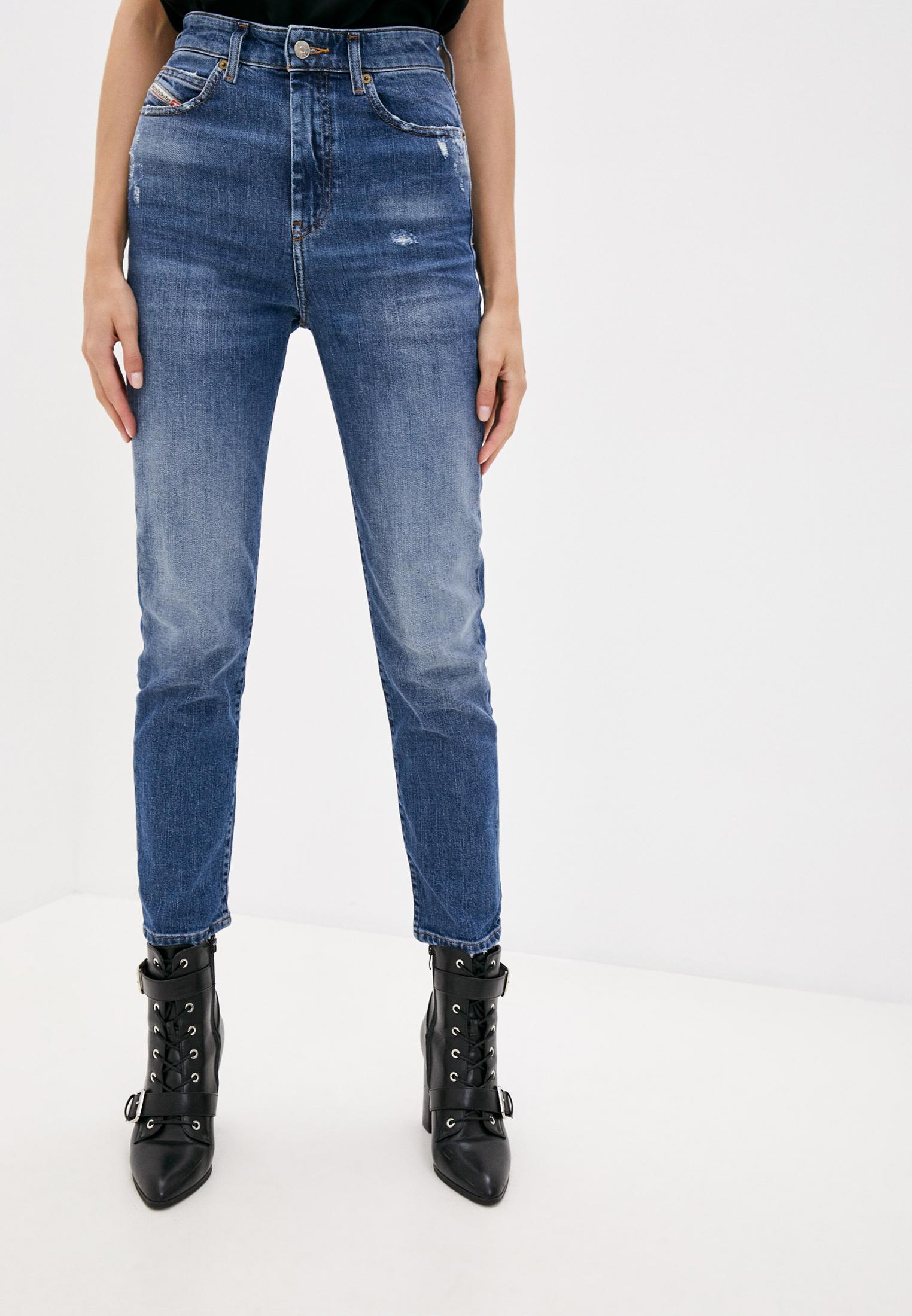 Прямые джинсы Diesel (Дизель) 00SMNI009CZ