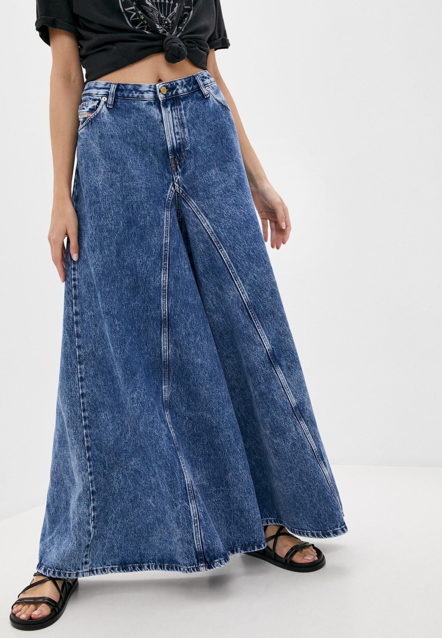 Широкие и расклешенные джинсы Diesel (Дизель) A00059009IJ