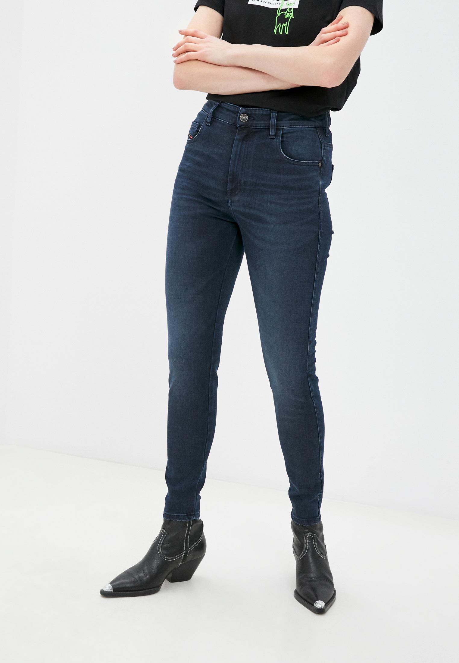Зауженные джинсы Diesel (Дизель) 00SEWL009JG