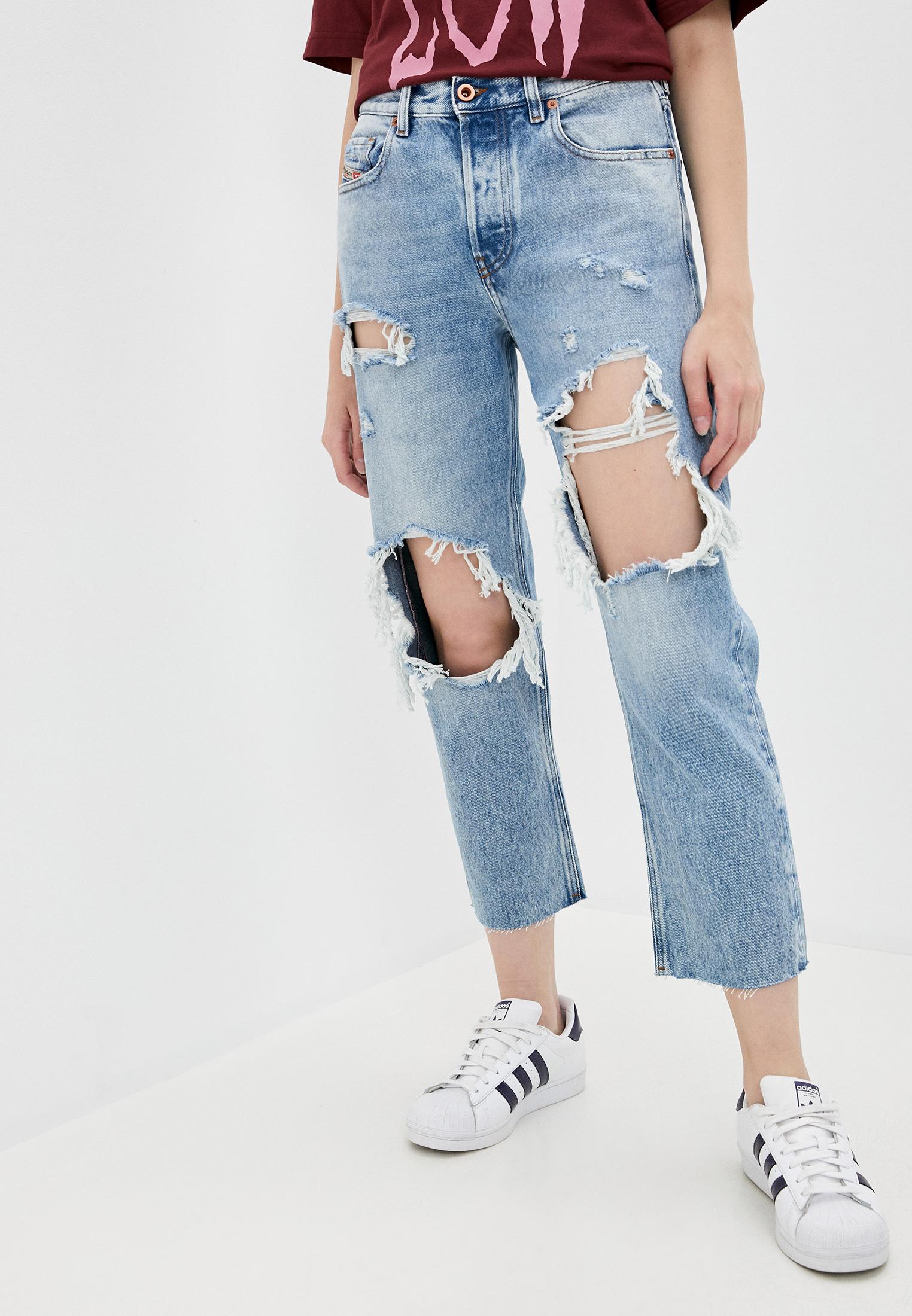 Прямые джинсы Diesel (Дизель) 00SHG70076N