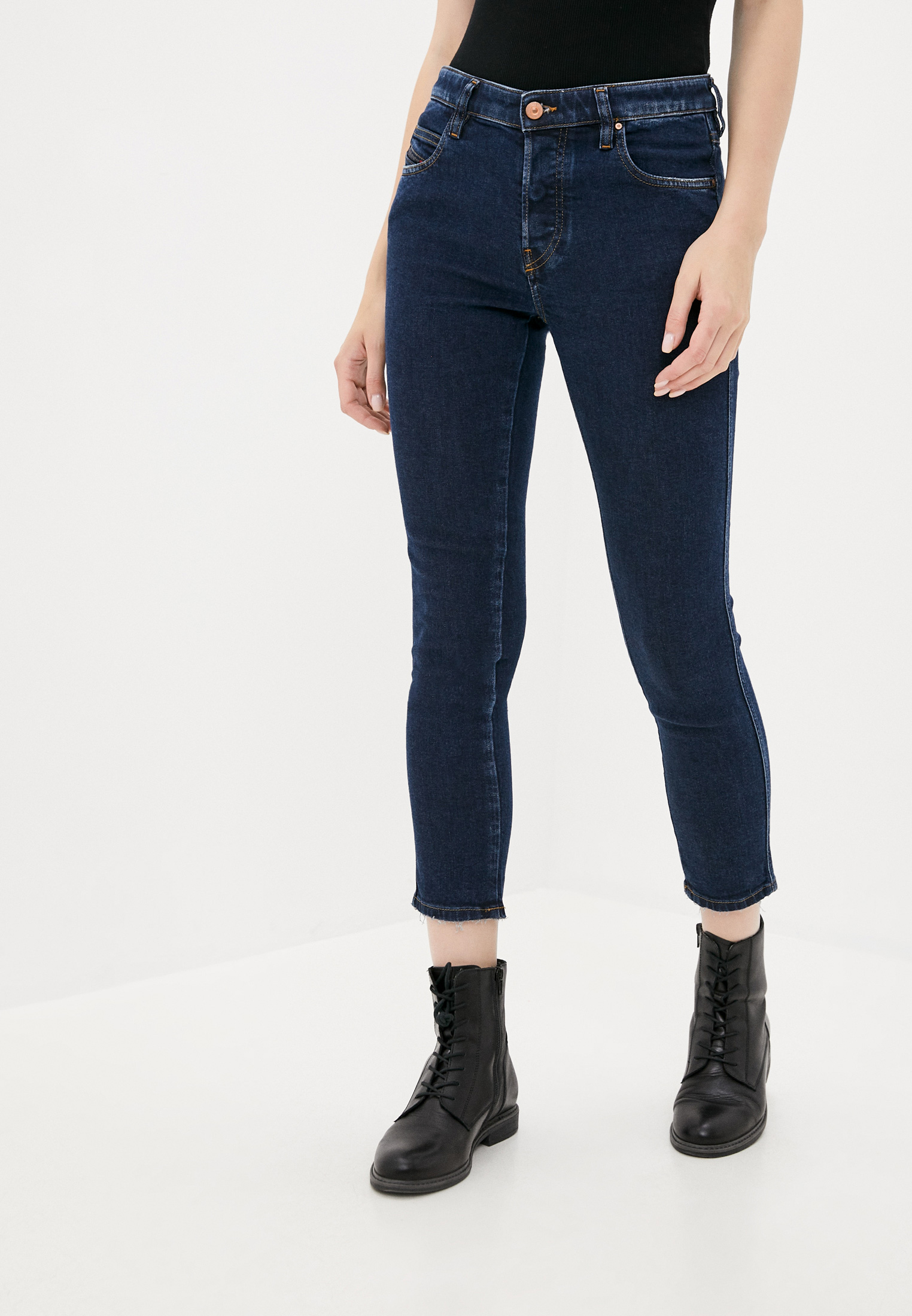 Зауженные джинсы Diesel (Дизель) 00S7LX084YD