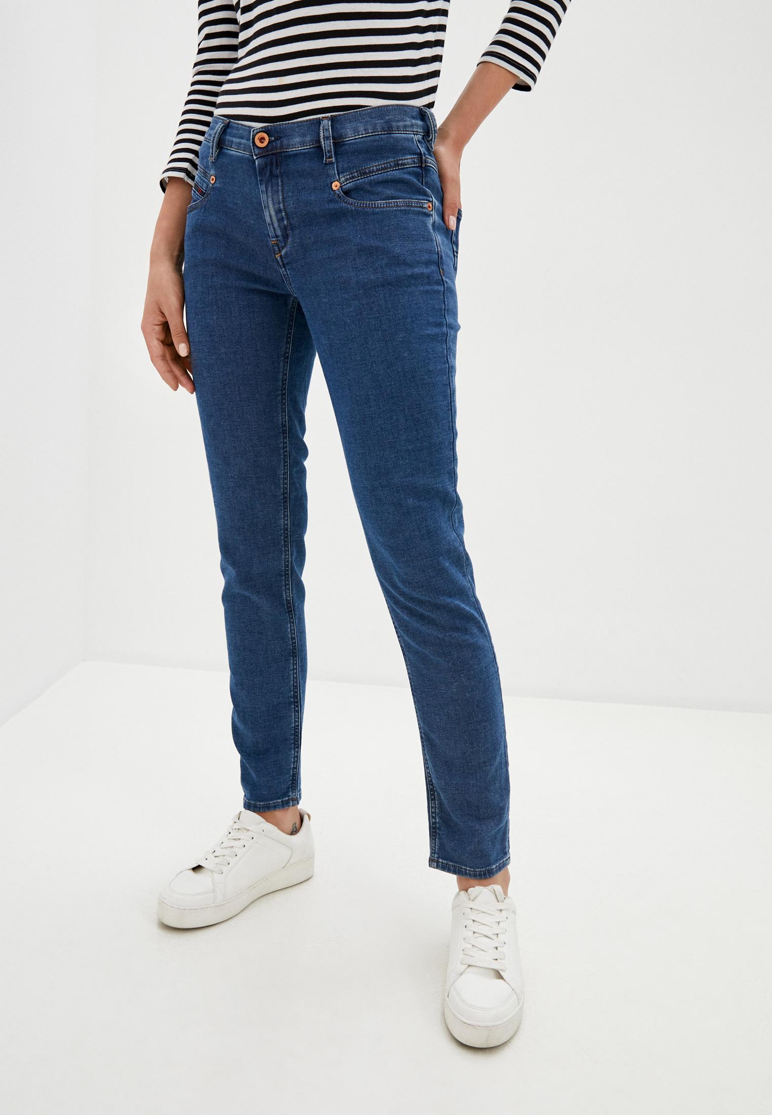 Зауженные джинсы Diesel (Дизель) 00SZ9Z084PS