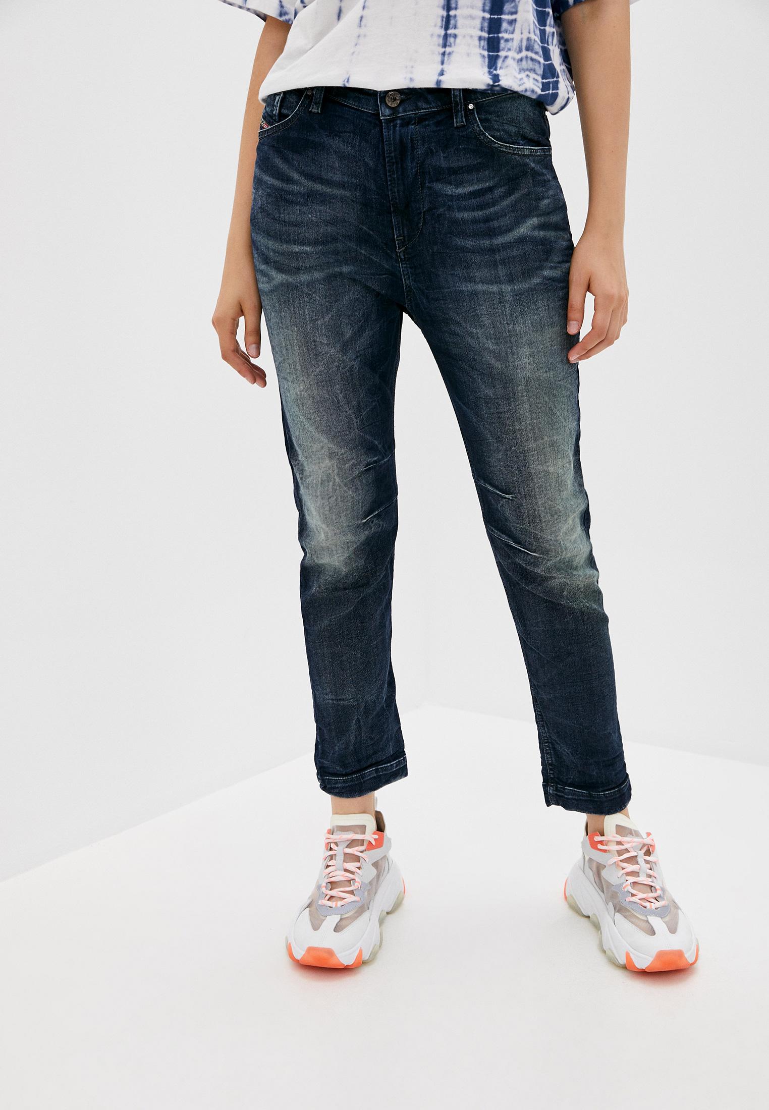 Зауженные джинсы Diesel (Дизель) 00S8RA0601L