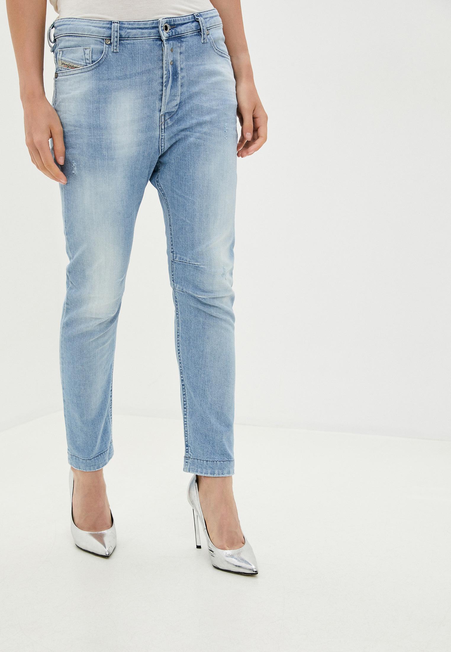 Зауженные джинсы Diesel (Дизель) 00SWCY0680M