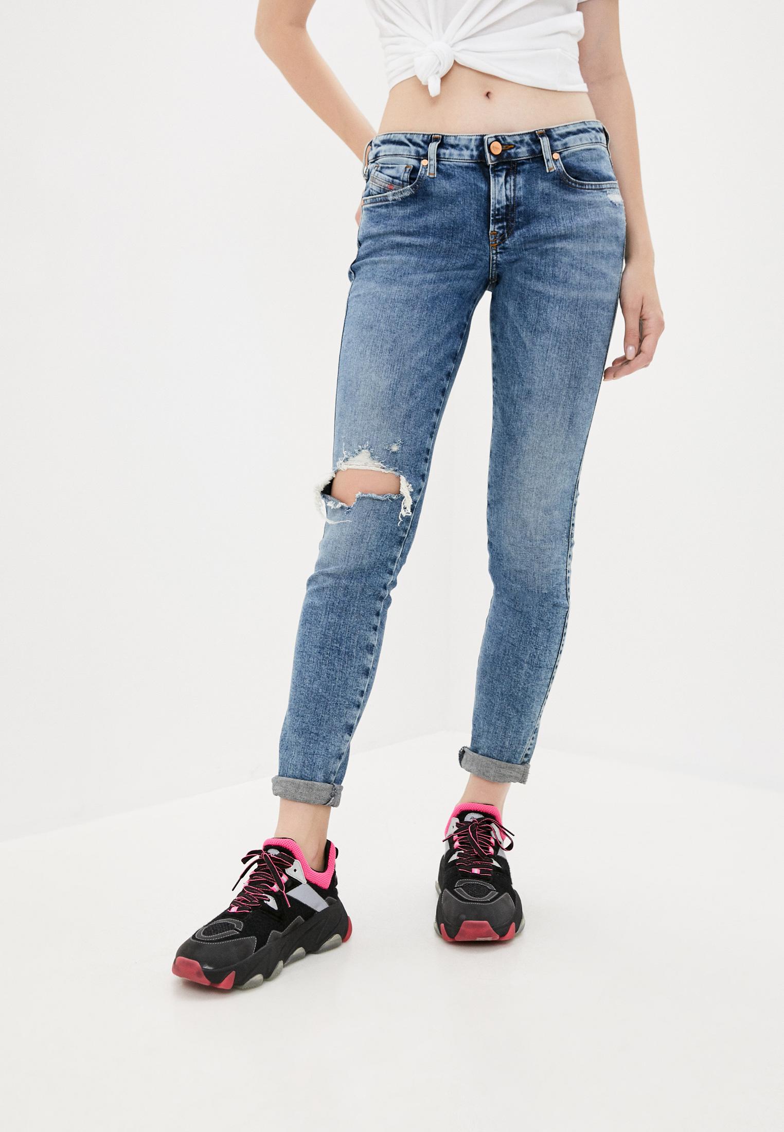 Зауженные джинсы Diesel (Дизель) 00S0DW069AI