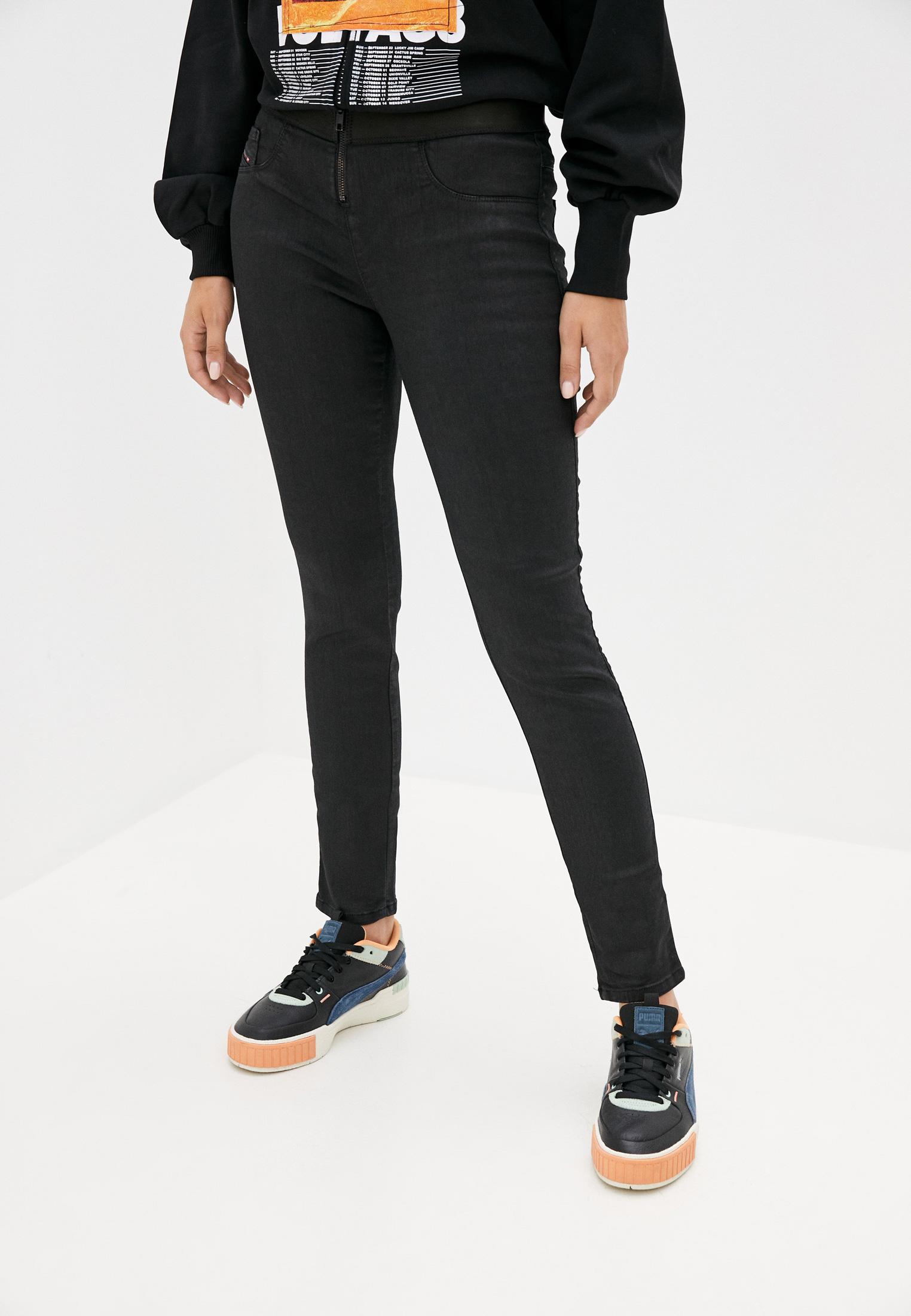Зауженные джинсы Diesel (Дизель) 00S7SY069FE