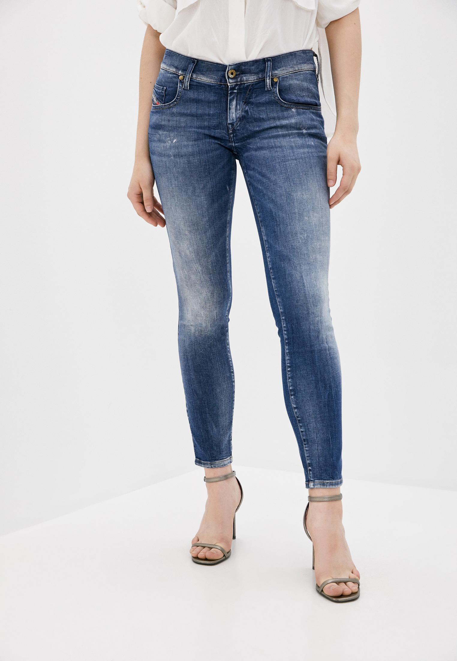 Зауженные джинсы Diesel (Дизель) 00SAR5084BE