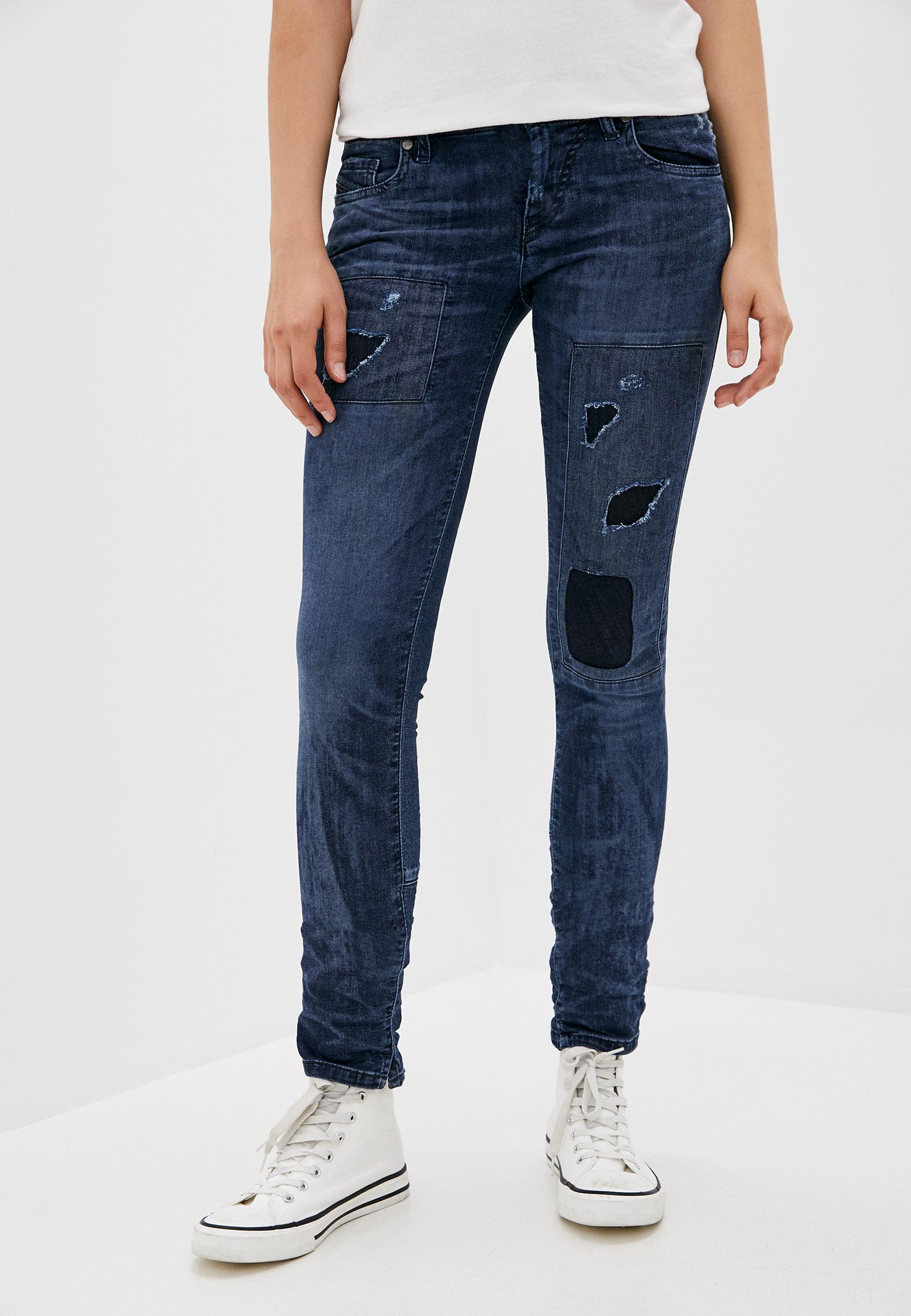 Зауженные джинсы Diesel (Дизель) 00S1EF0675Z