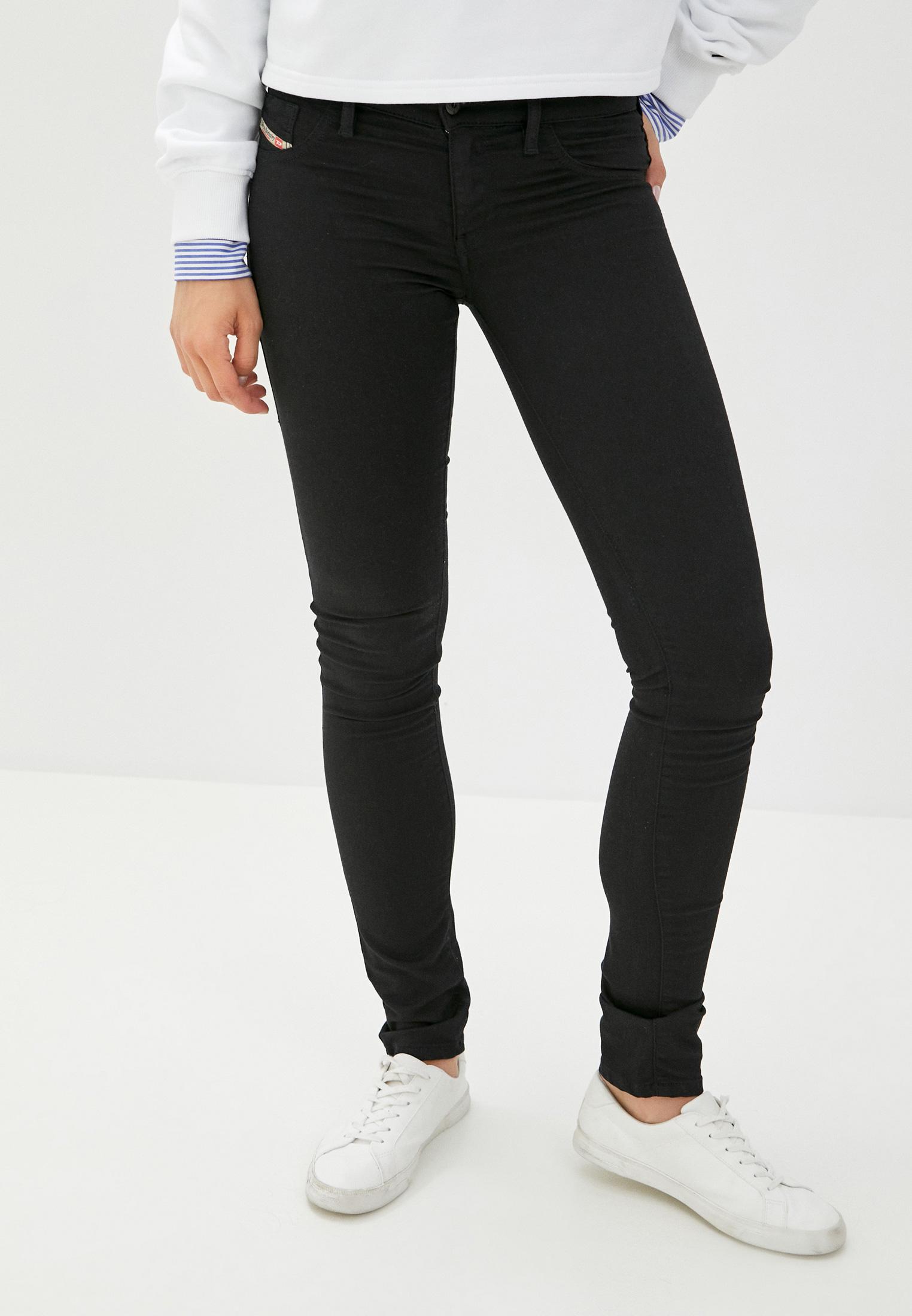 Зауженные джинсы Diesel (Дизель) 00CQLPR608A