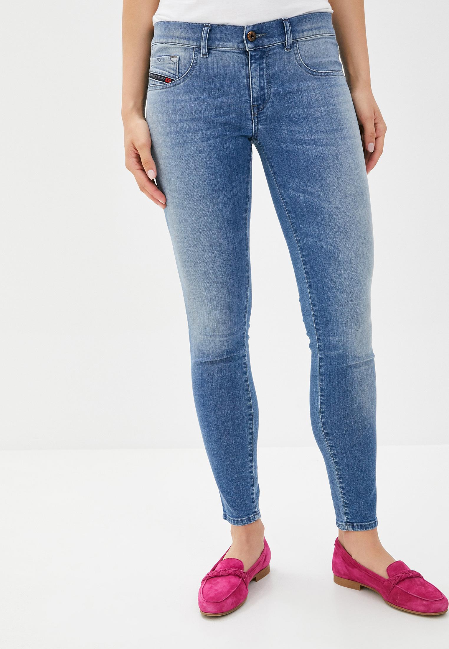 Зауженные джинсы Diesel (Дизель) 00S6GF0852V