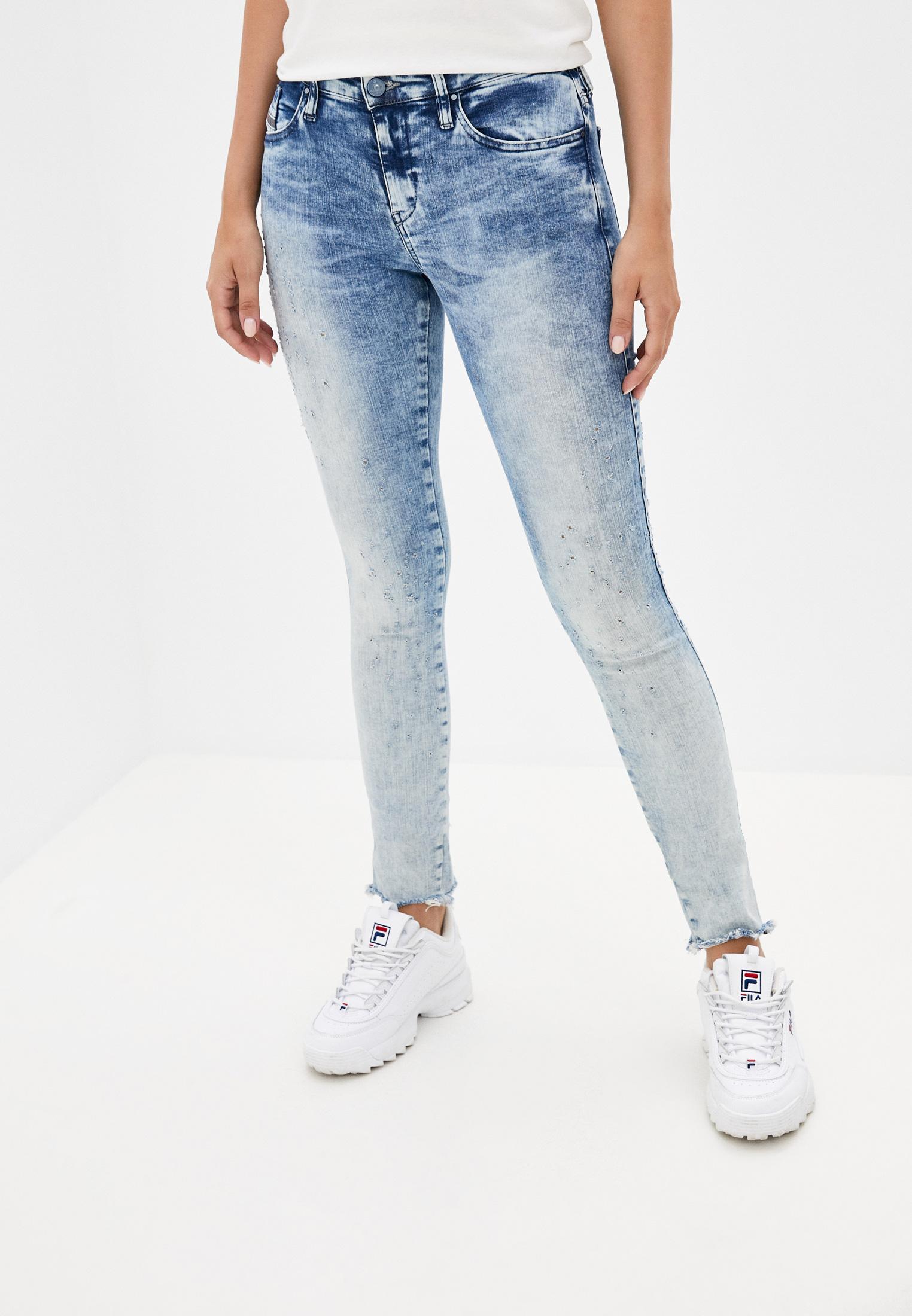 Зауженные джинсы Diesel (Дизель) 00S142084GW