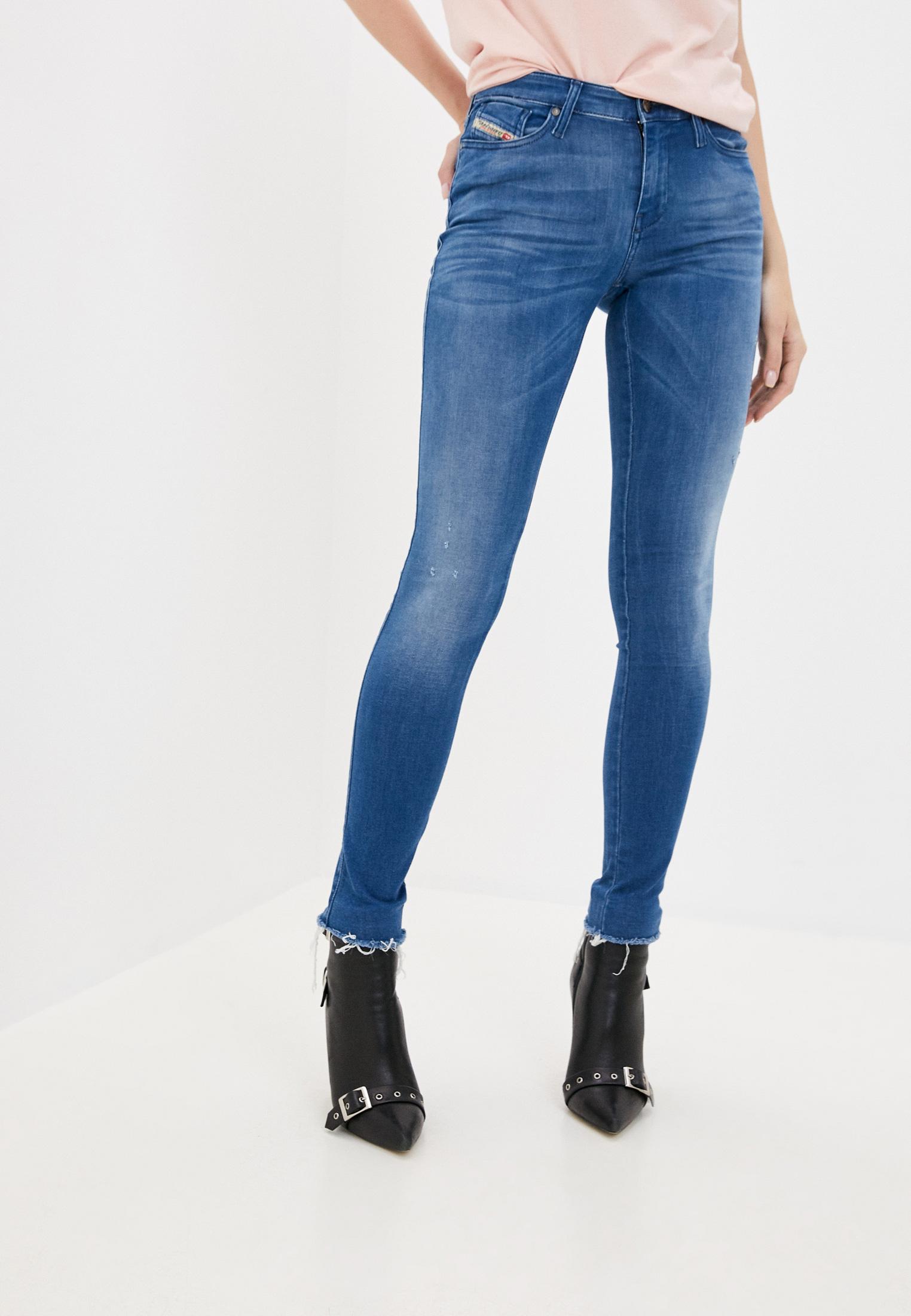 Зауженные джинсы Diesel (Дизель) 00S1420855S