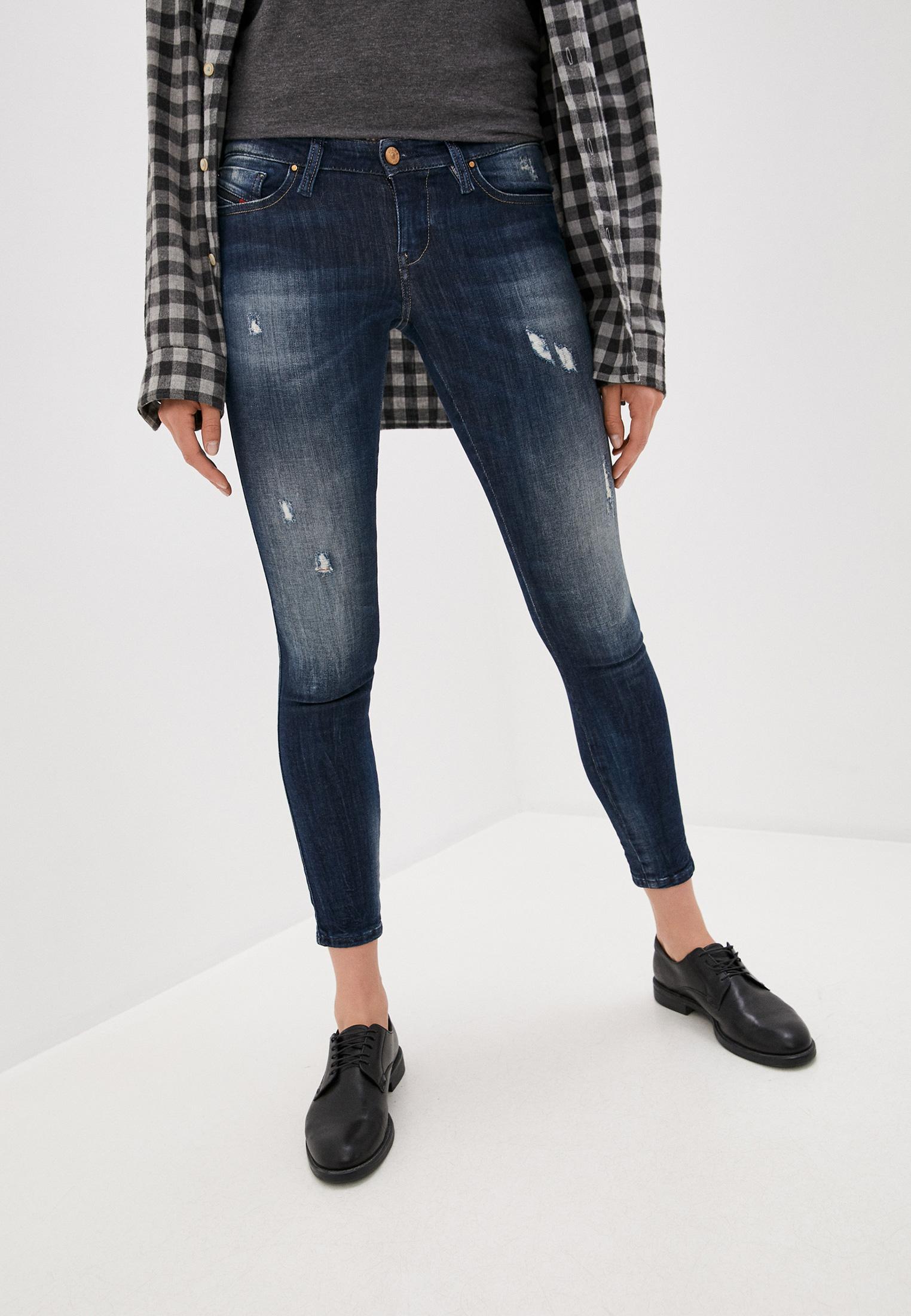 Зауженные джинсы Diesel (Дизель) 00S0EB0684D