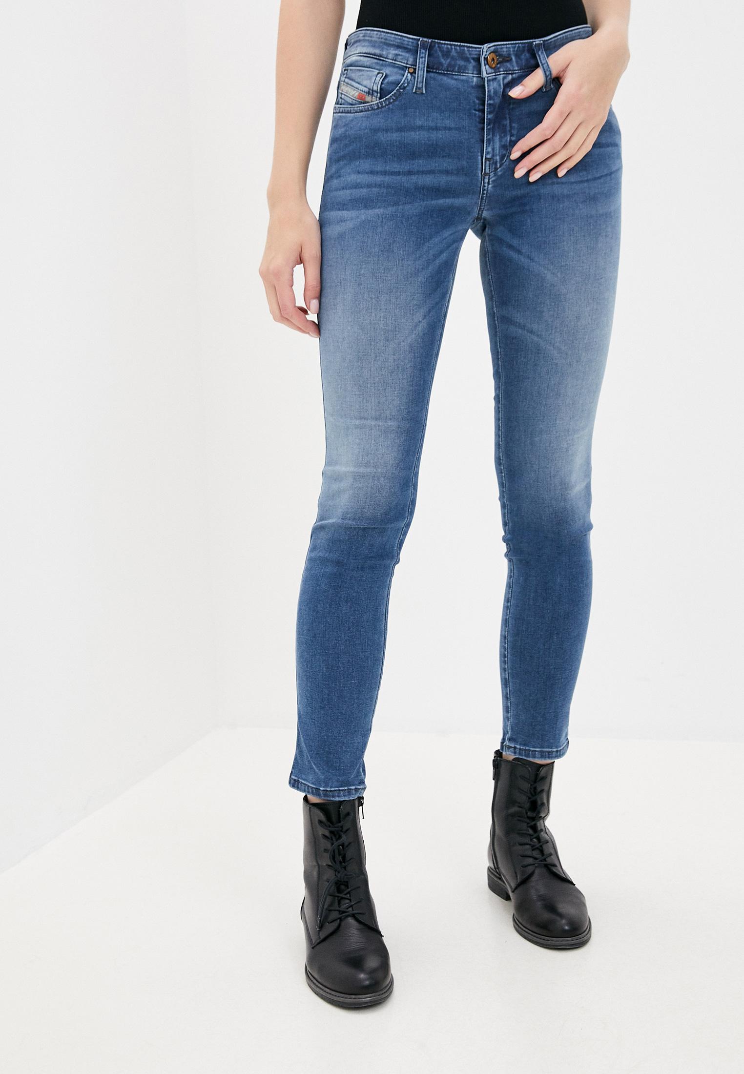 Зауженные джинсы Diesel (Дизель) 00S0IIR79NP