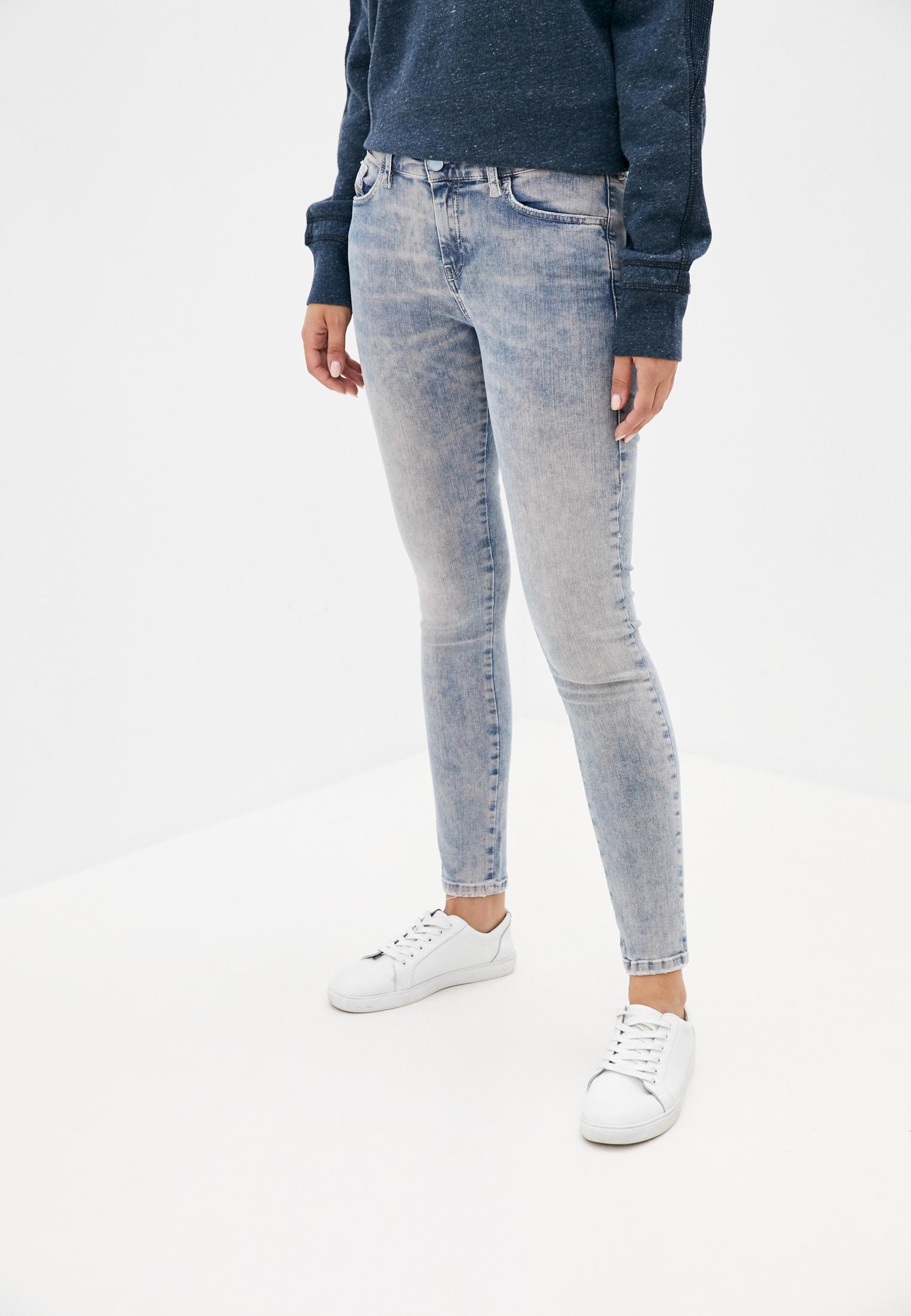 Зауженные джинсы Diesel (Дизель) 00SXJM084CQ
