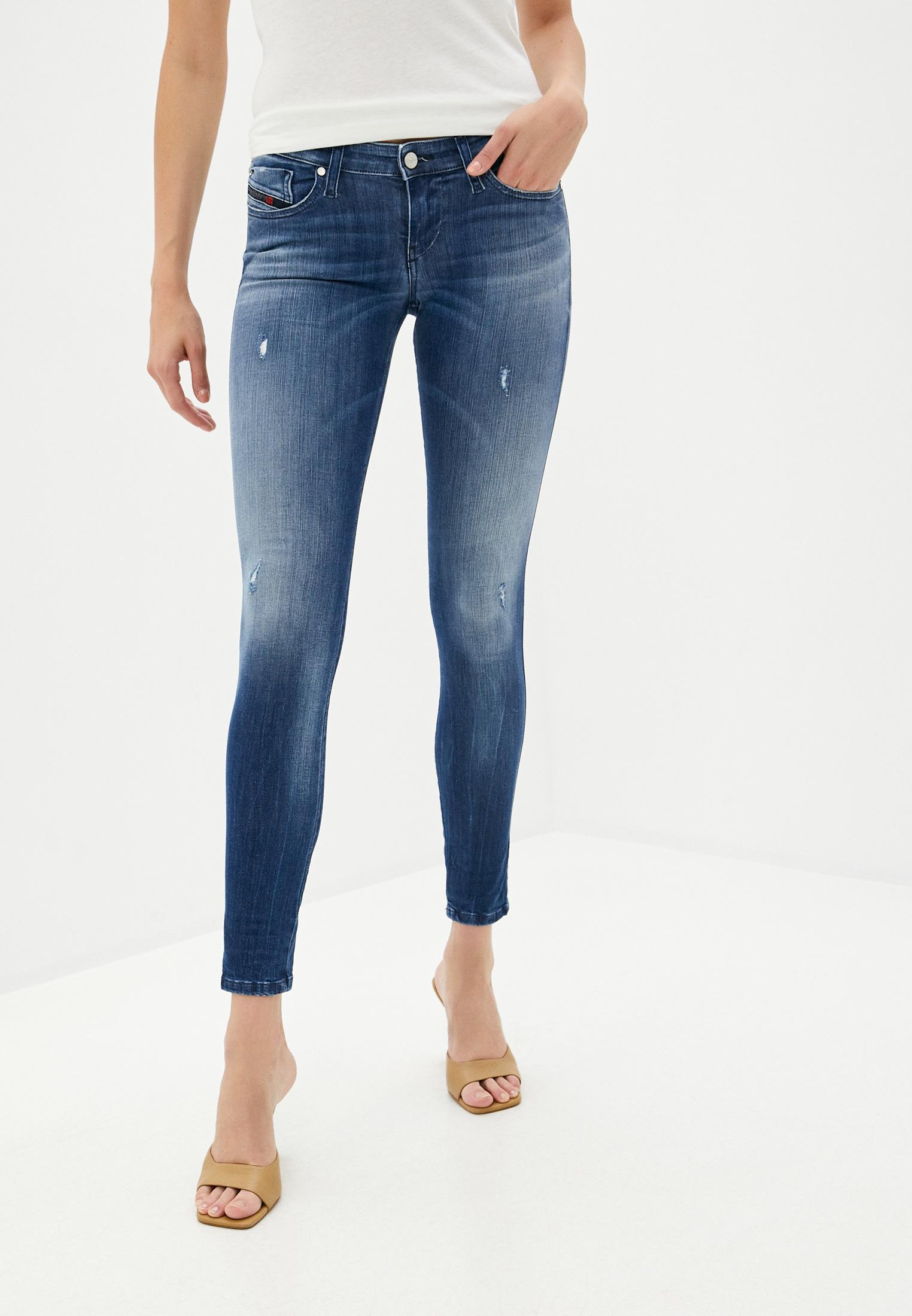Зауженные джинсы Diesel (Дизель) 00S0EC084IY