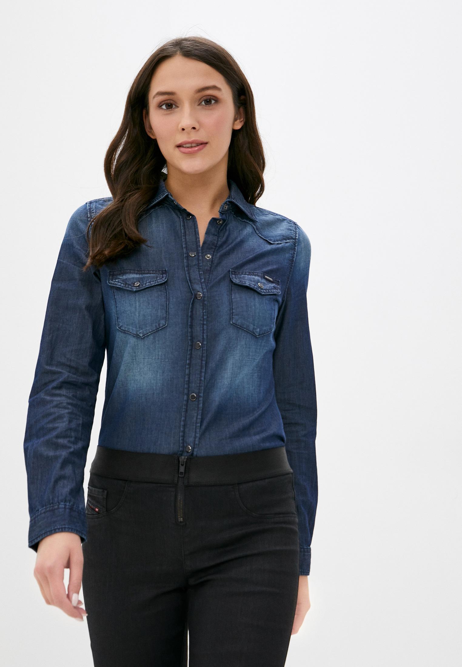 Женские рубашки с длинным рукавом Diesel (Дизель) 00SKAARWAKH
