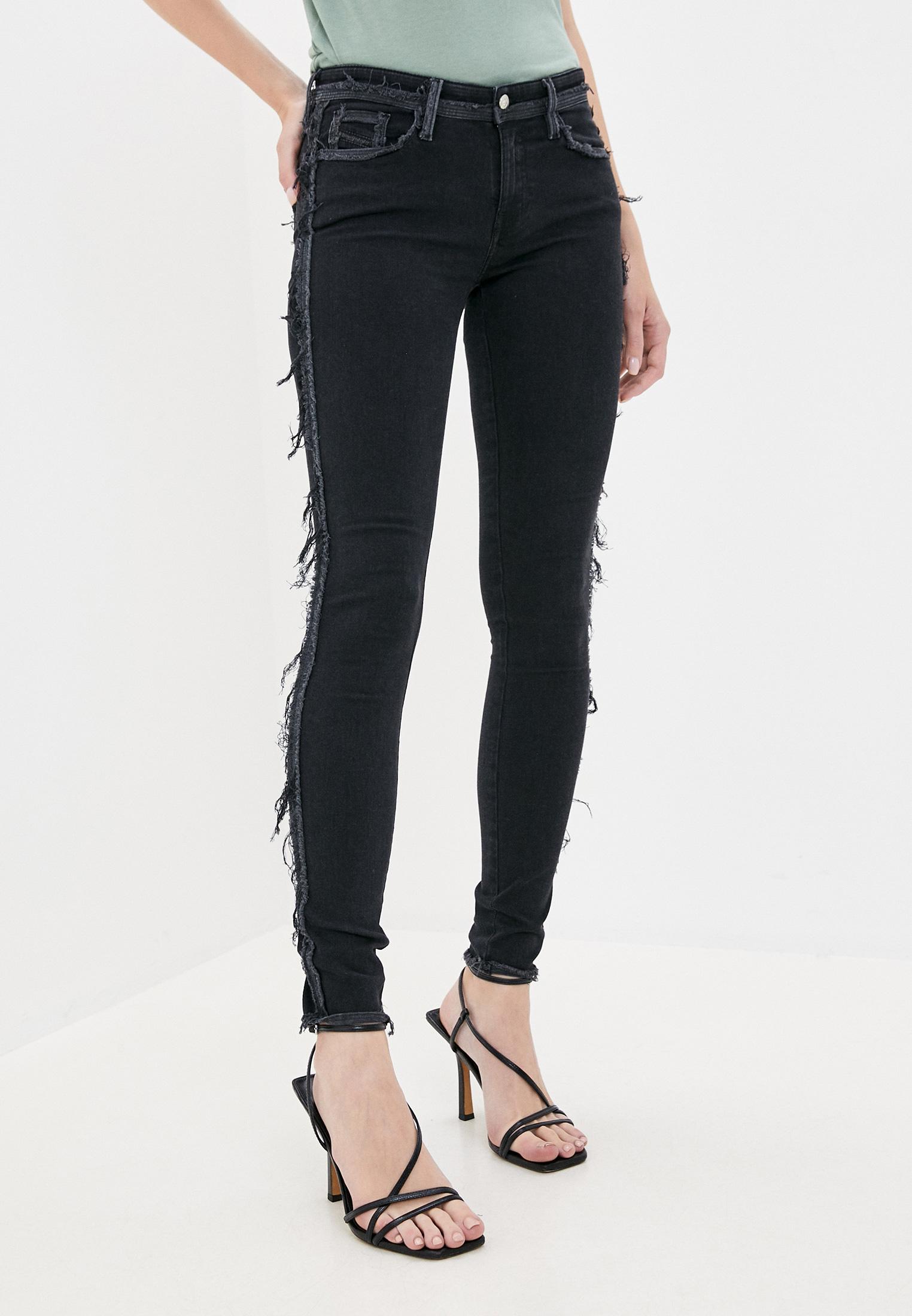 Зауженные джинсы Diesel (Дизель) 00SATQ0688G