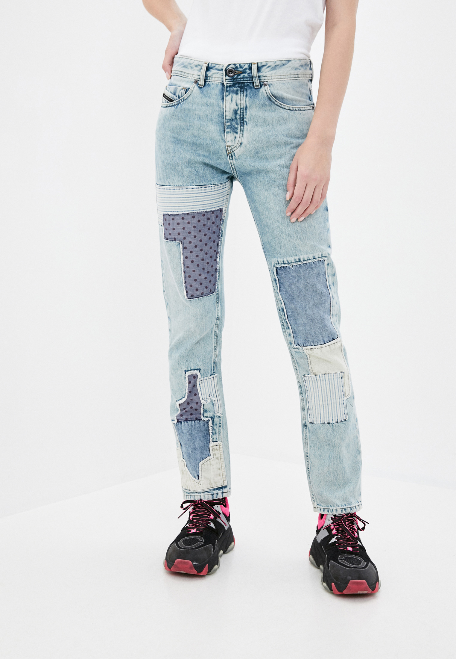 Зауженные джинсы Diesel (Дизель) 00SS50BG8TO