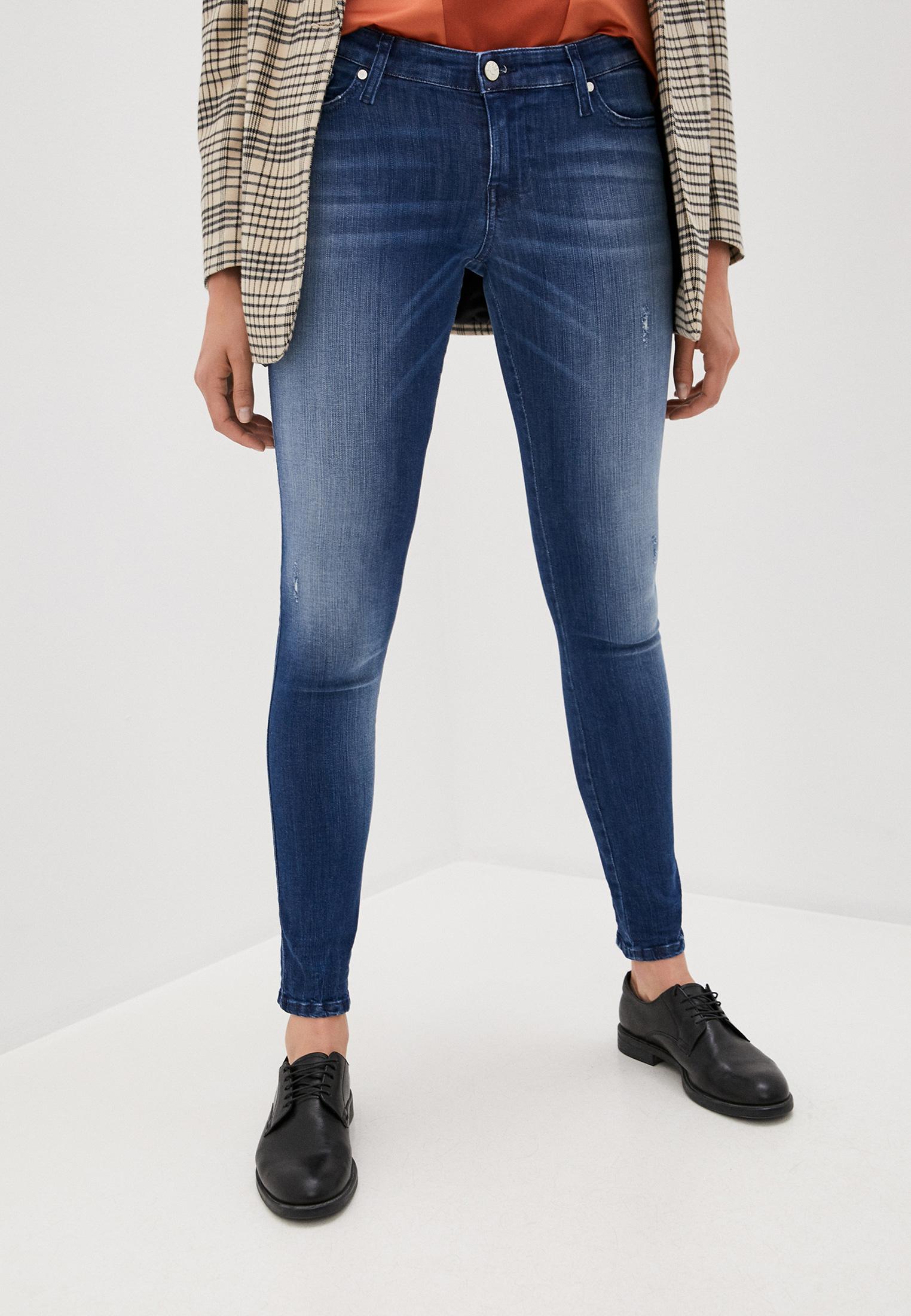 Зауженные джинсы Diesel (Дизель) 00S0ECO84IY