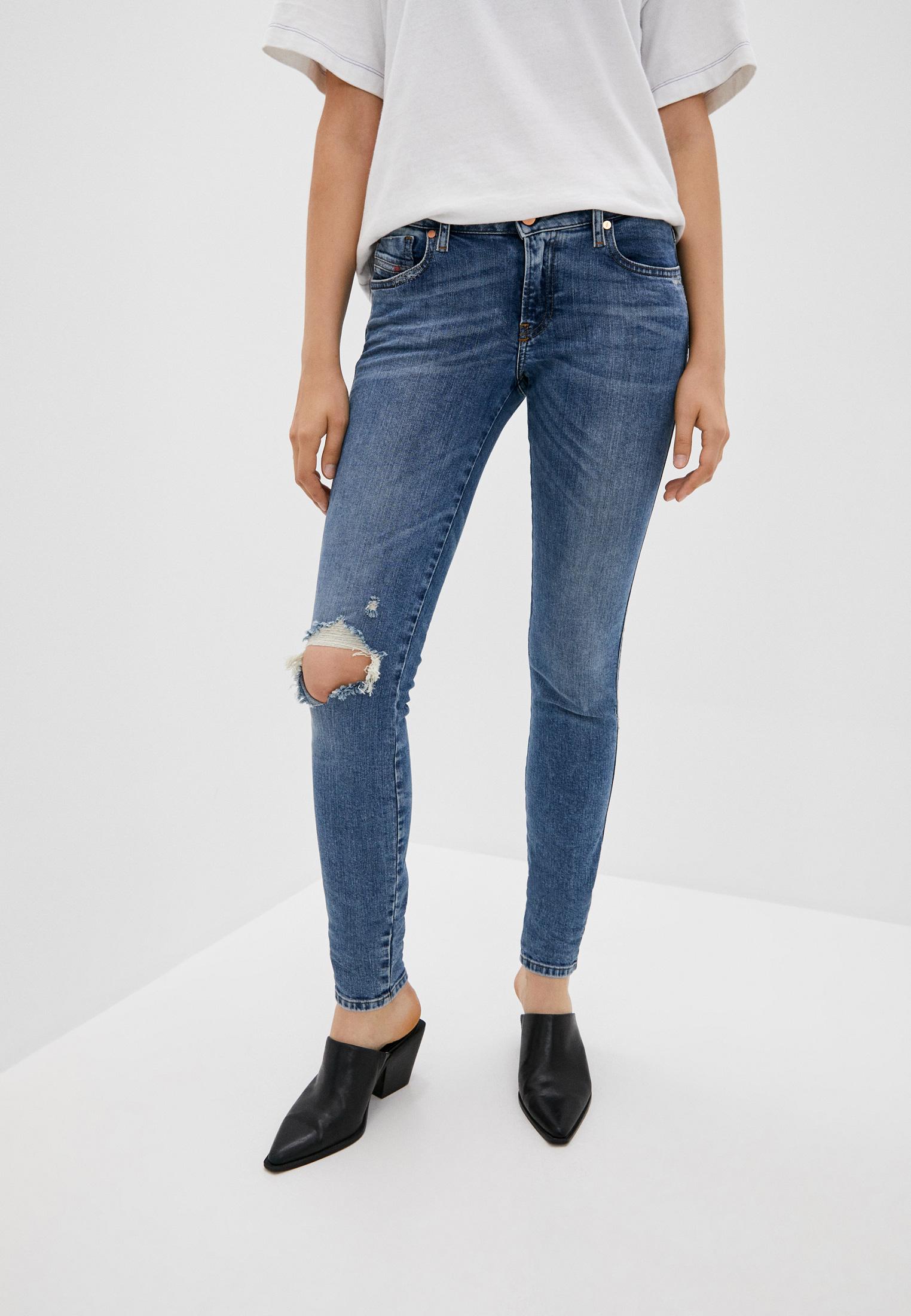 Зауженные джинсы Diesel (Дизель) 00S0DX069AI