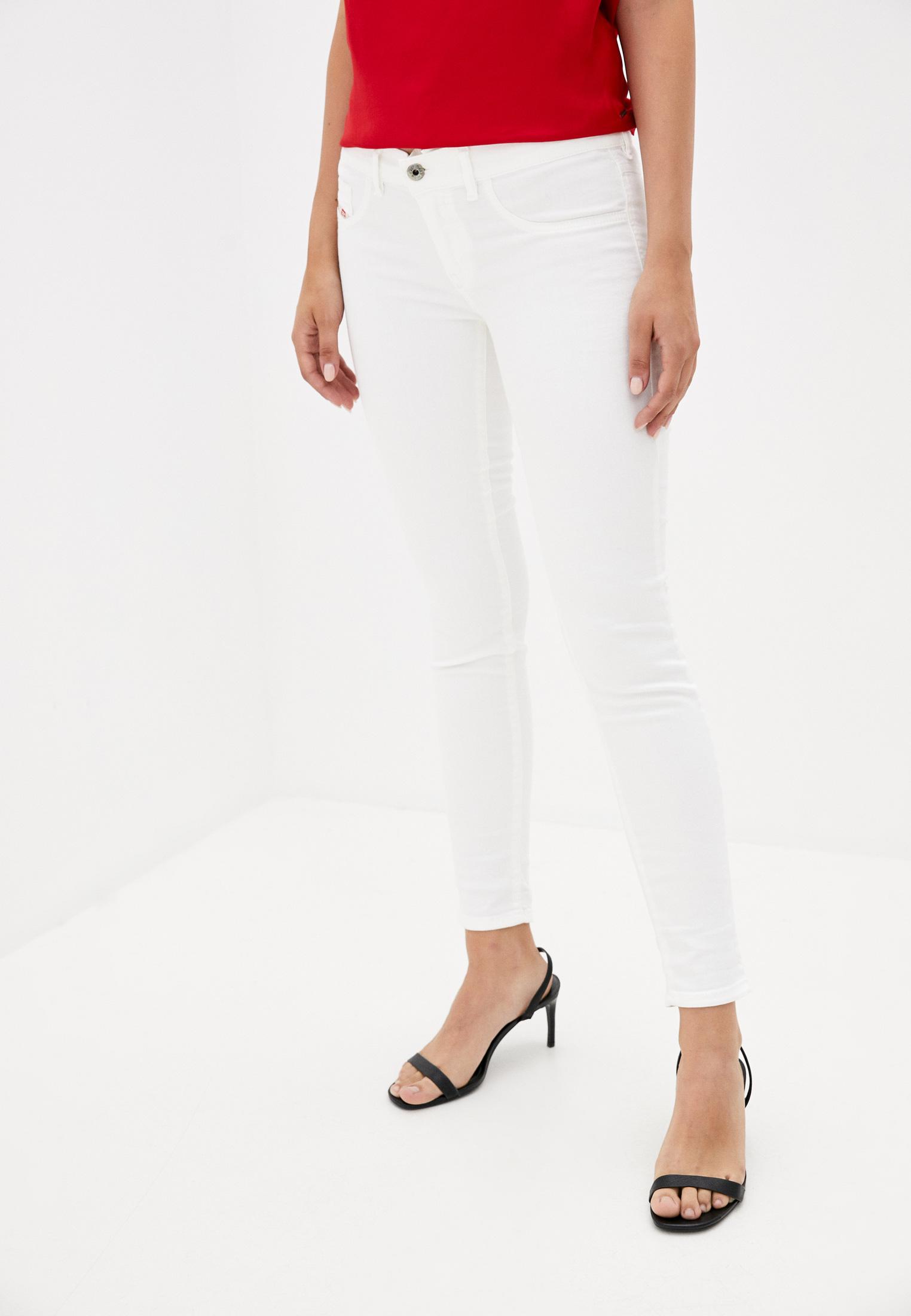 Зауженные джинсы Diesel (Дизель) 00S1E10672M