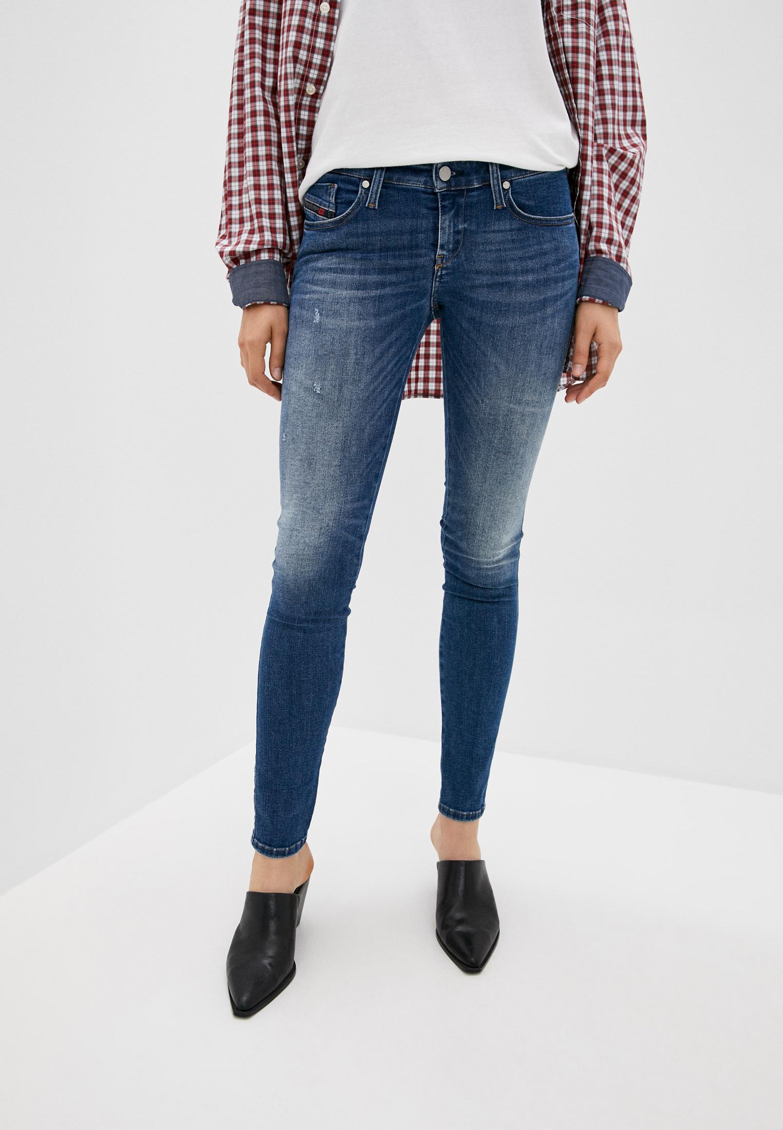 Зауженные джинсы Diesel (Дизель) 00S0EC0689I