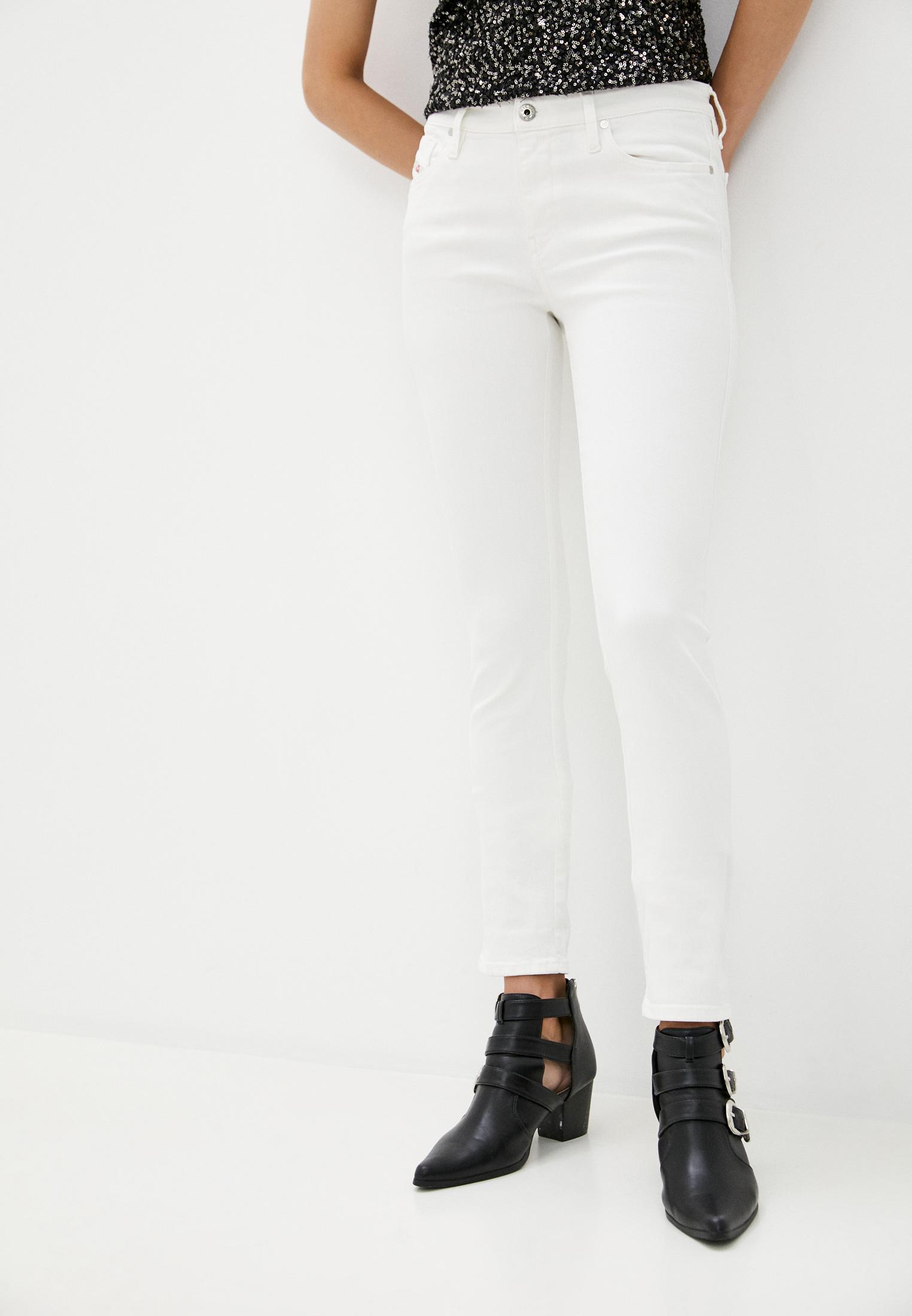 Зауженные джинсы Diesel (Дизель) 00SGSA0856F