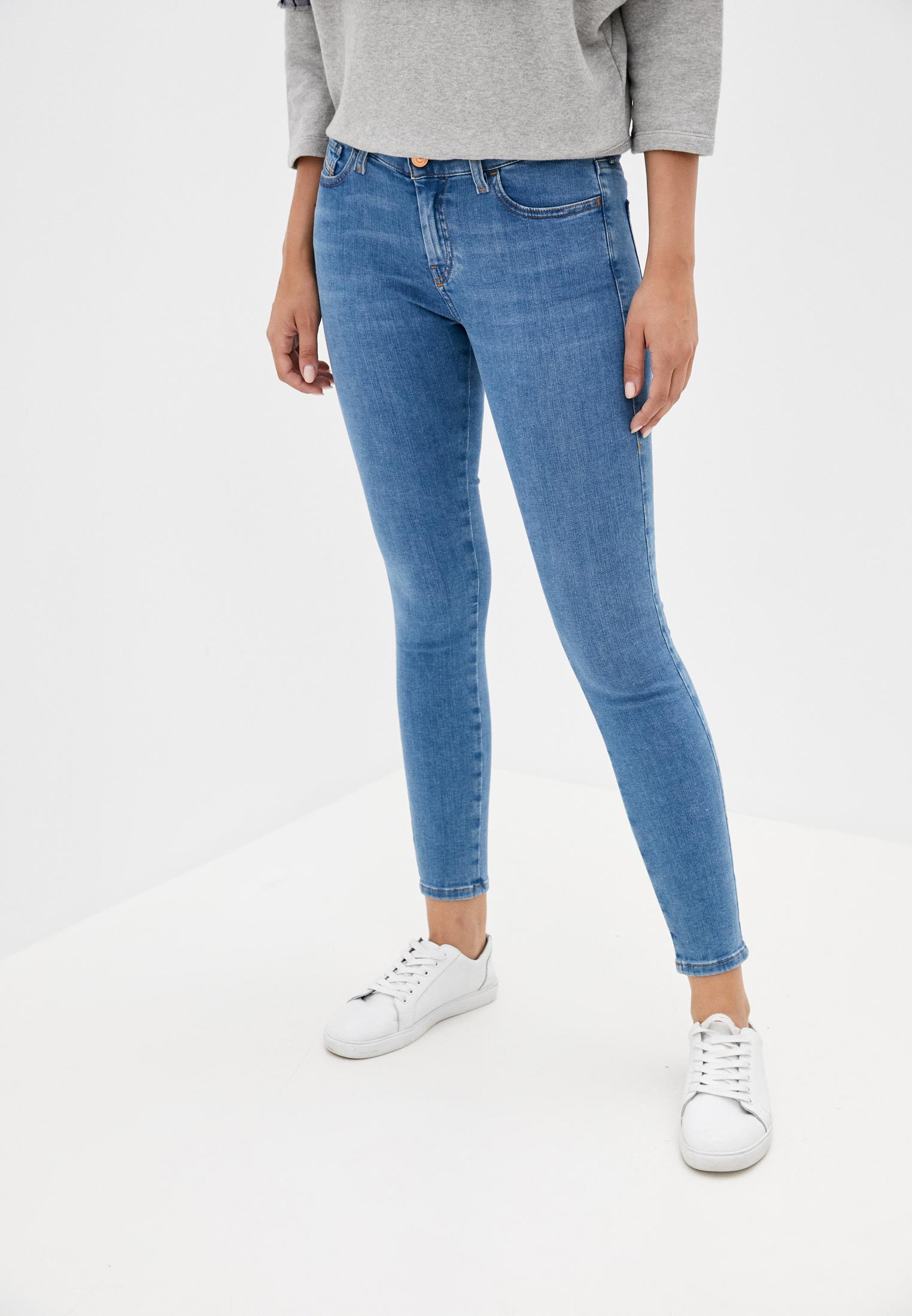 Зауженные джинсы Diesel (Дизель) 00SDJV069AM