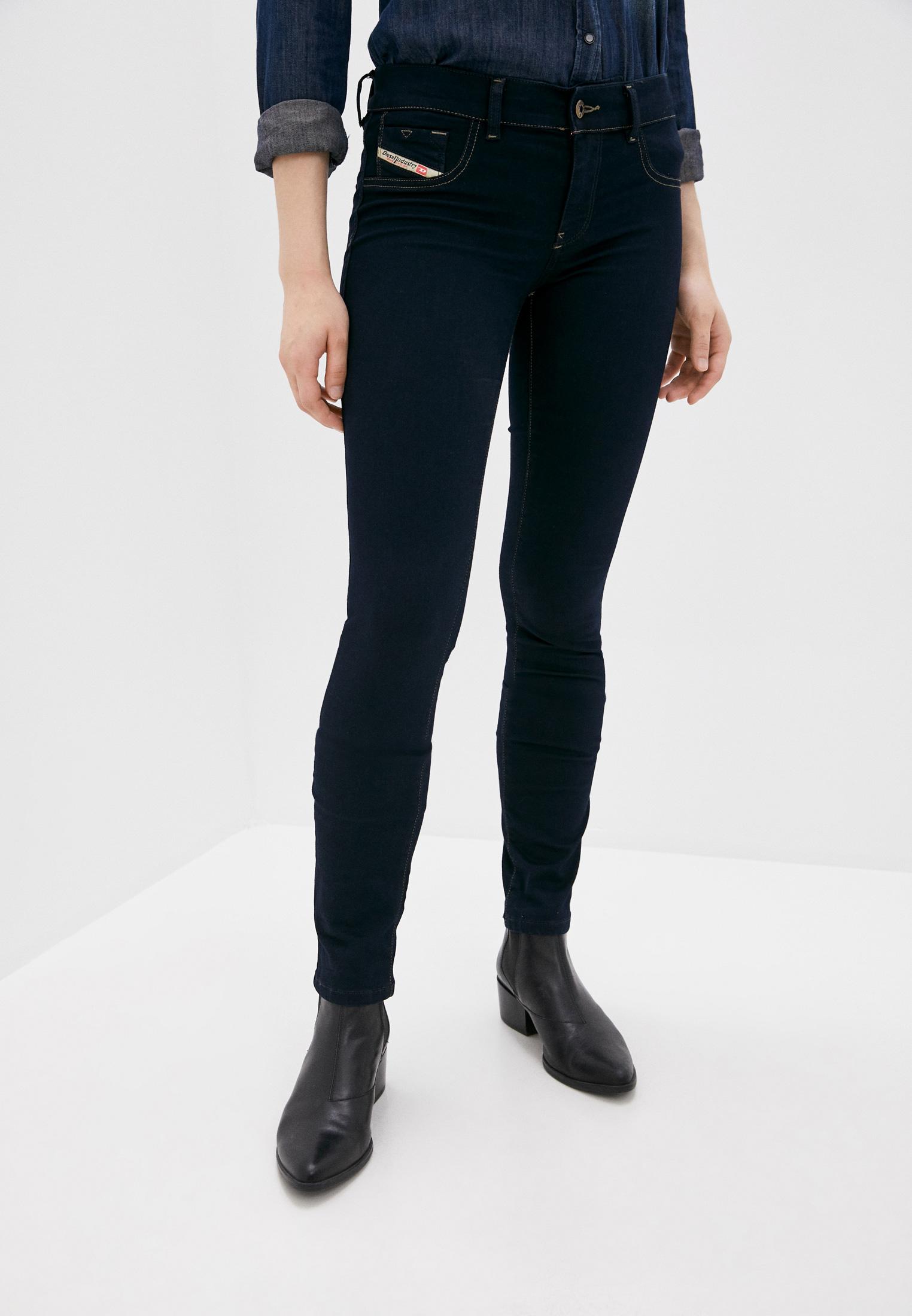 Зауженные джинсы Diesel (Дизель) 00CQLP0881B