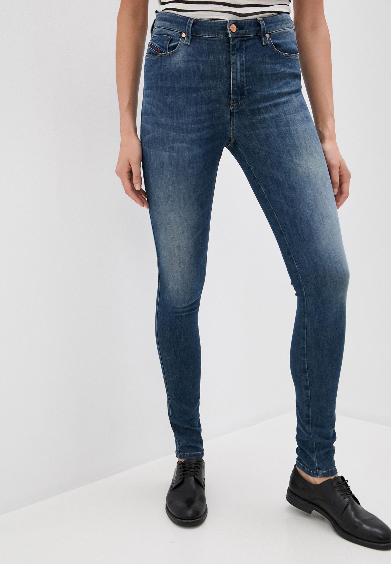 Зауженные джинсы Diesel (Дизель) 00S54V084RY