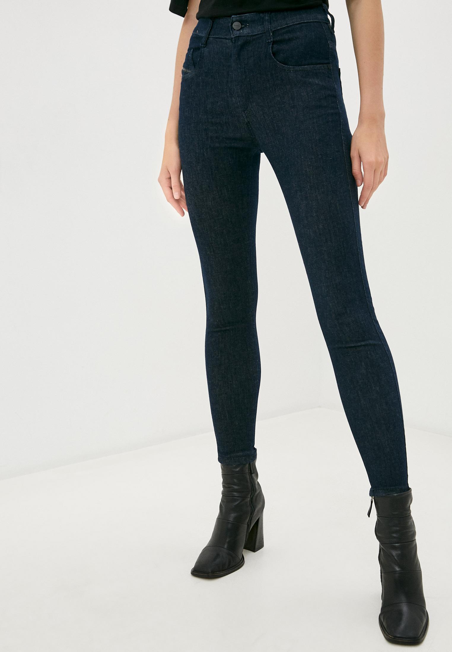 Зауженные джинсы Diesel (Дизель) 00SMLX089AB
