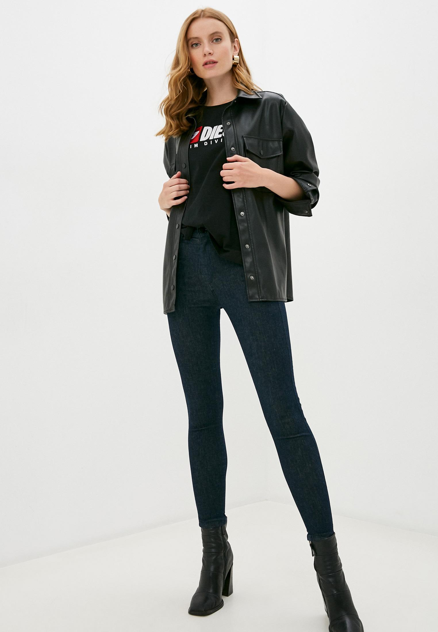 Зауженные джинсы Diesel (Дизель) 00SMLX089AB: изображение 2