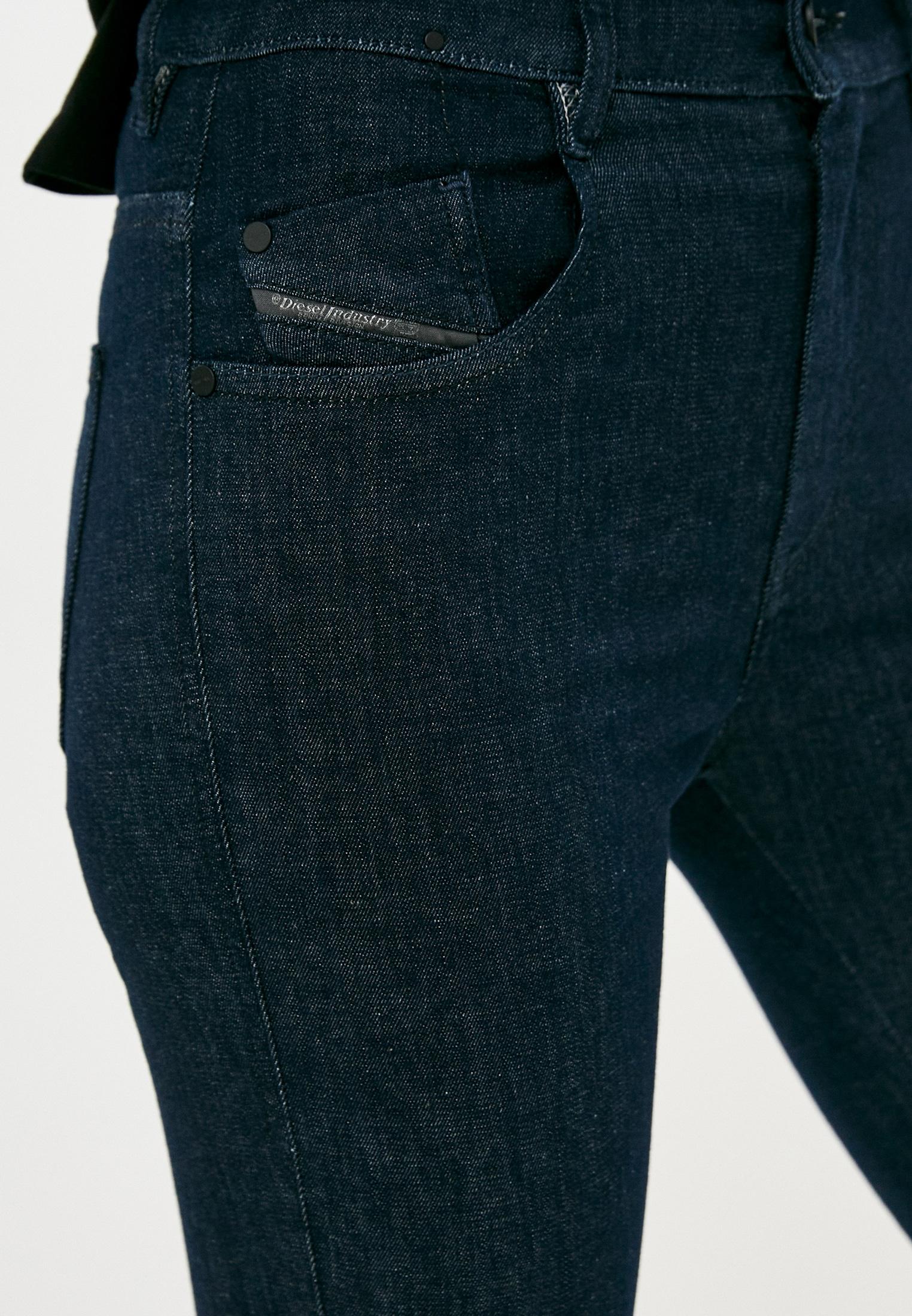 Зауженные джинсы Diesel (Дизель) 00SMLX089AB: изображение 4