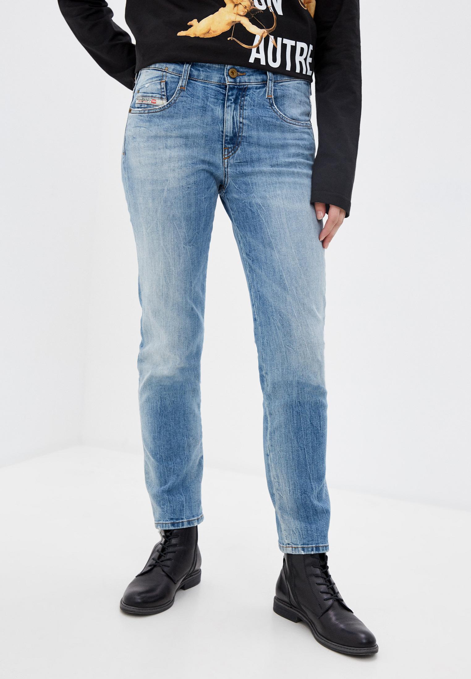 Зауженные джинсы Diesel (Дизель) 00SMN0081AL