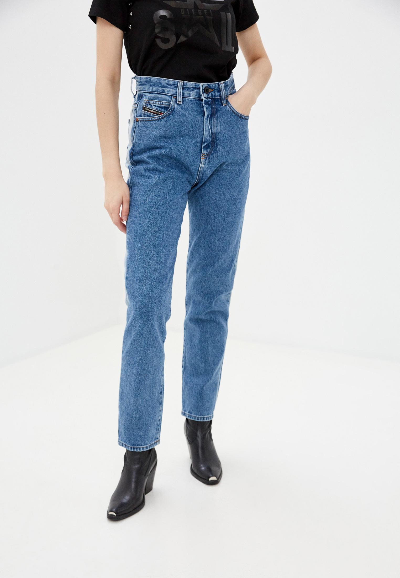 Прямые джинсы Diesel (Дизель) 00SMNI0077V
