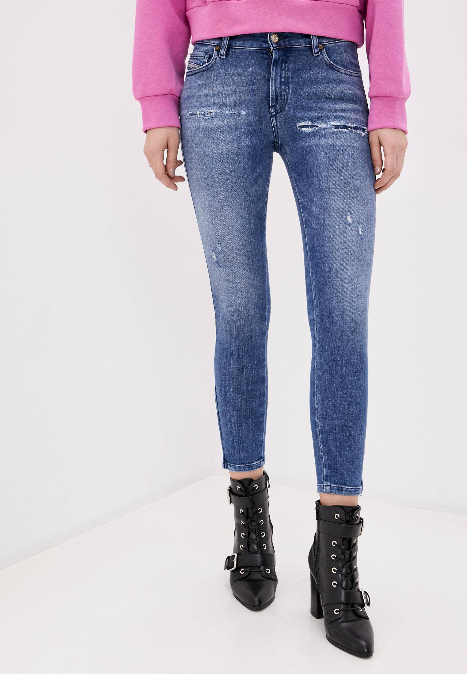 Зауженные джинсы Diesel (Дизель) 00SPUH083AP