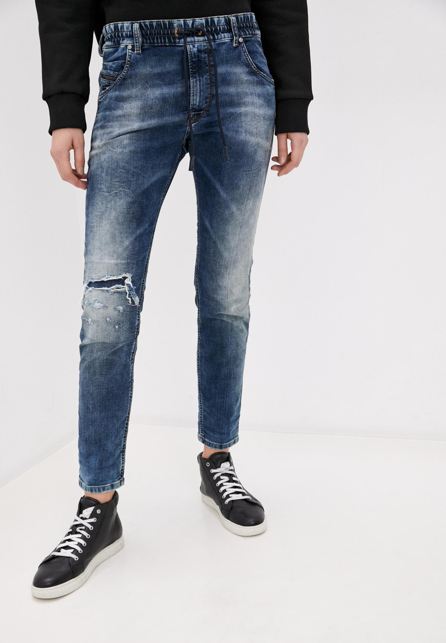 Зауженные джинсы Diesel (Дизель) 00S8SK069AA