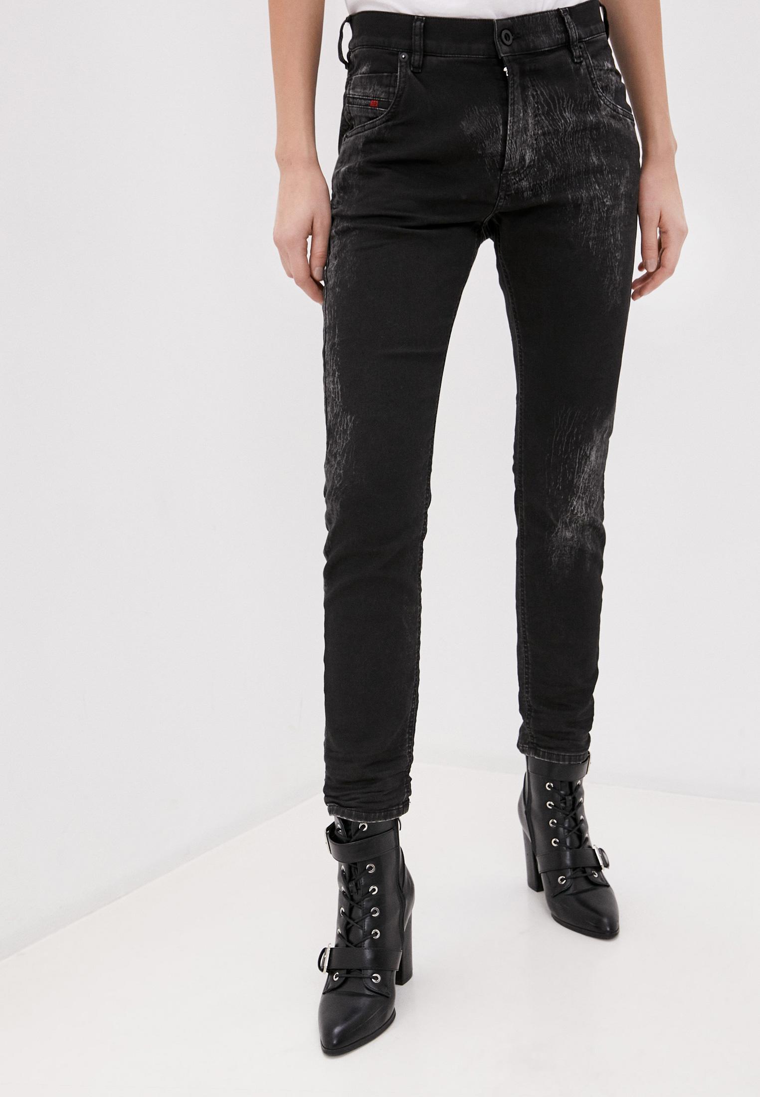 Зауженные джинсы Diesel (Дизель) 00SJNL069DT