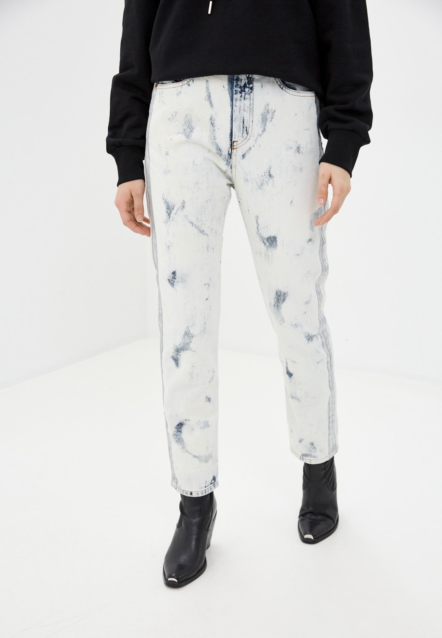 Прямые джинсы Diesel (Дизель) 00SXWS0890Q