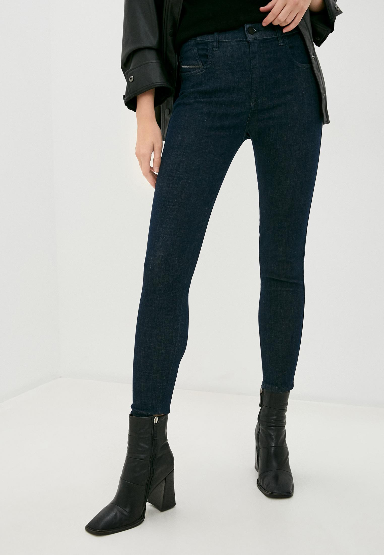 Зауженные джинсы Diesel (Дизель) 00SMLX089AB: изображение 5