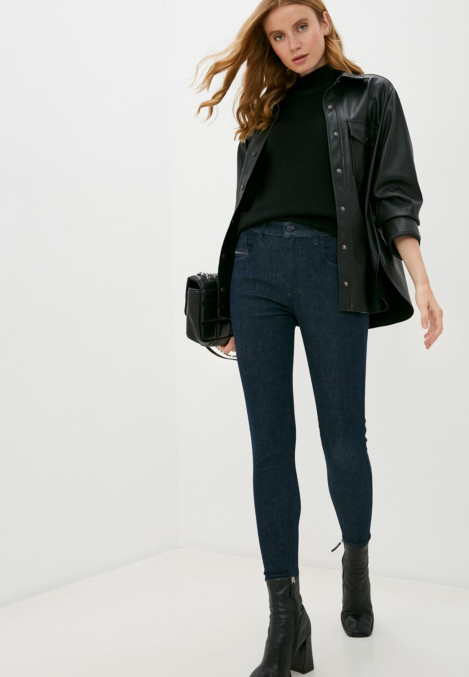 Зауженные джинсы Diesel (Дизель) 00SMLX089AB: изображение 6