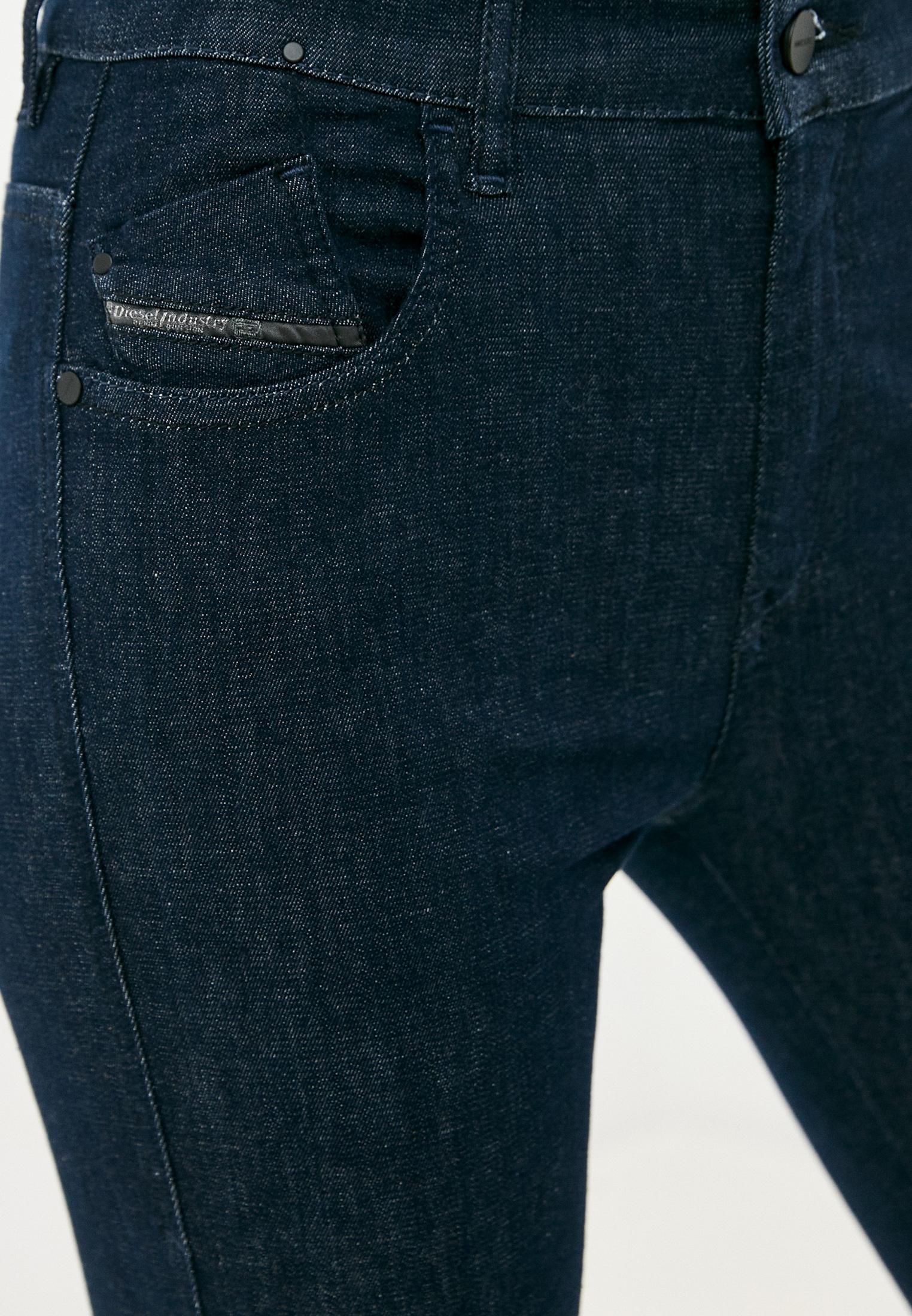 Зауженные джинсы Diesel (Дизель) 00SMLX089AB: изображение 8