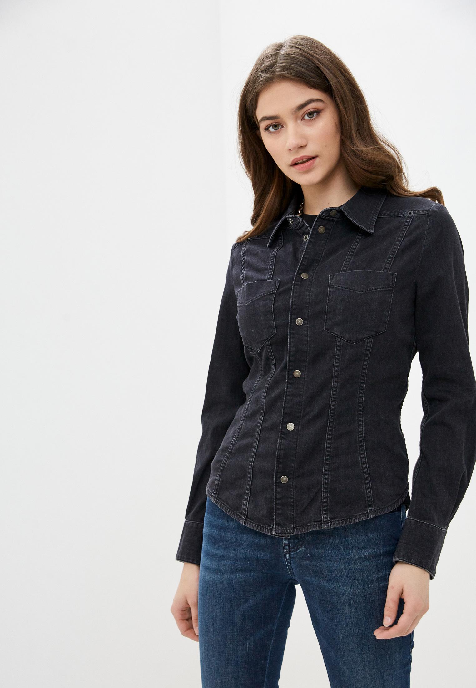 Женские джинсовые рубашки Diesel (Дизель) 00SXFI0EAWR